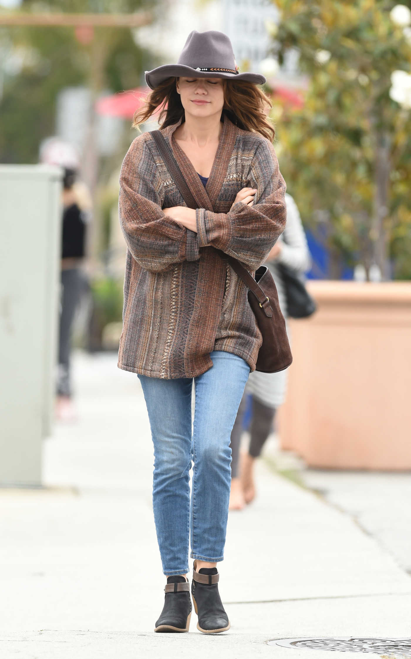 Bethany Joy Lenz Was Seen Out in Los Angeles 05/25/2017