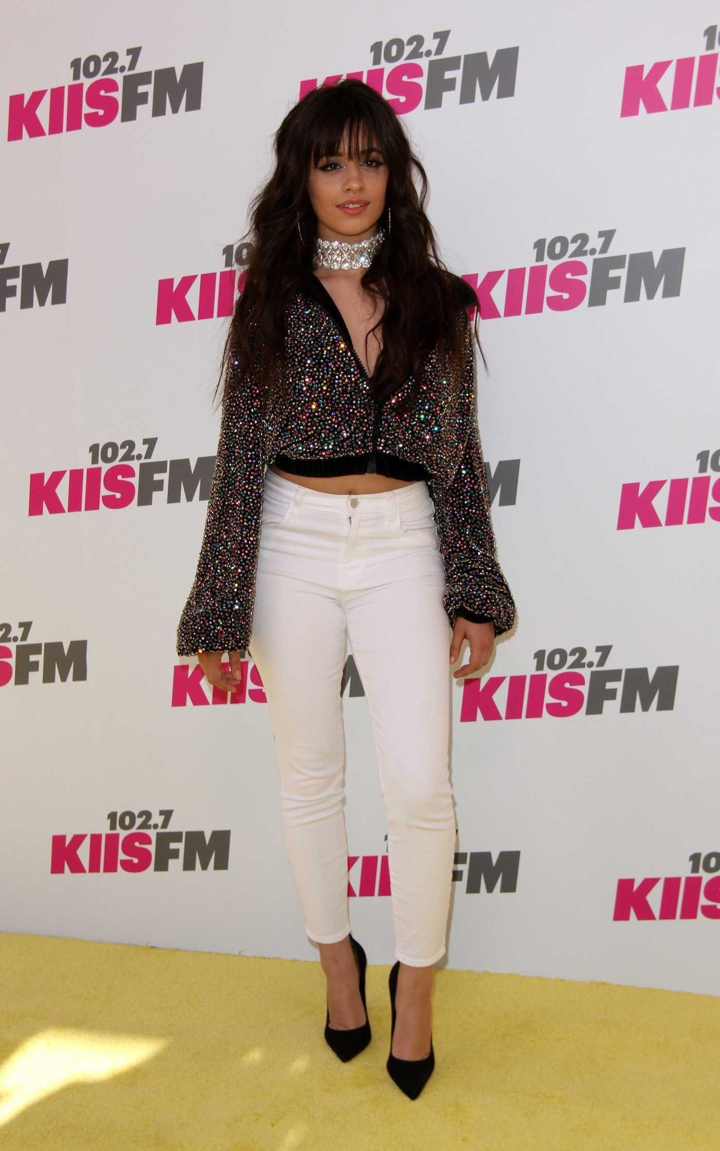 Camila Cabello at the 2017 KIIS FM Wango Tango in Los Angeles 05/13/2017