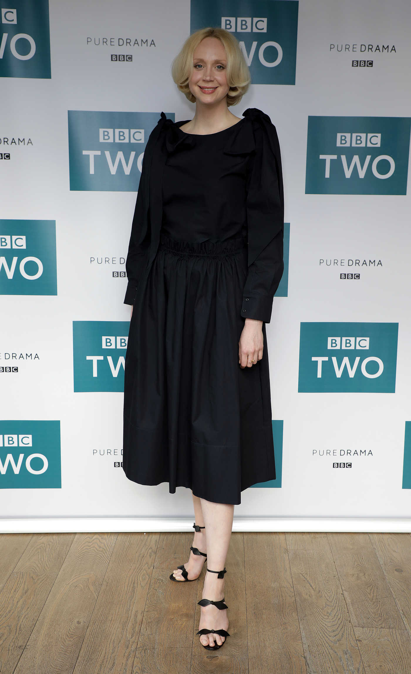 Gwendoline Christie at the Top of the Lake: China Girl TV Show Screening in London 05/30/2017