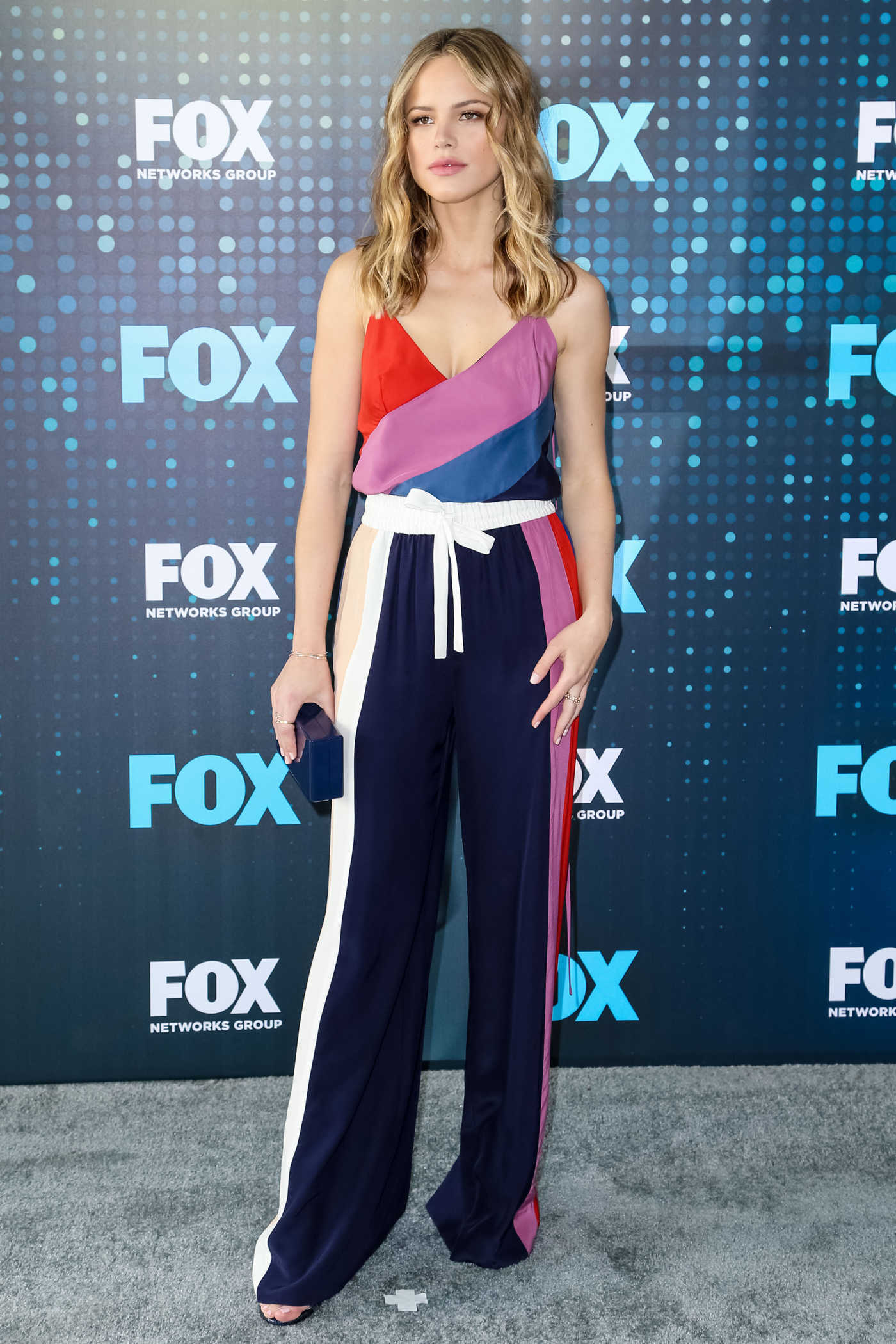 Halston Sage at the Fox Upfront Presentation in NYC 05/15/2017