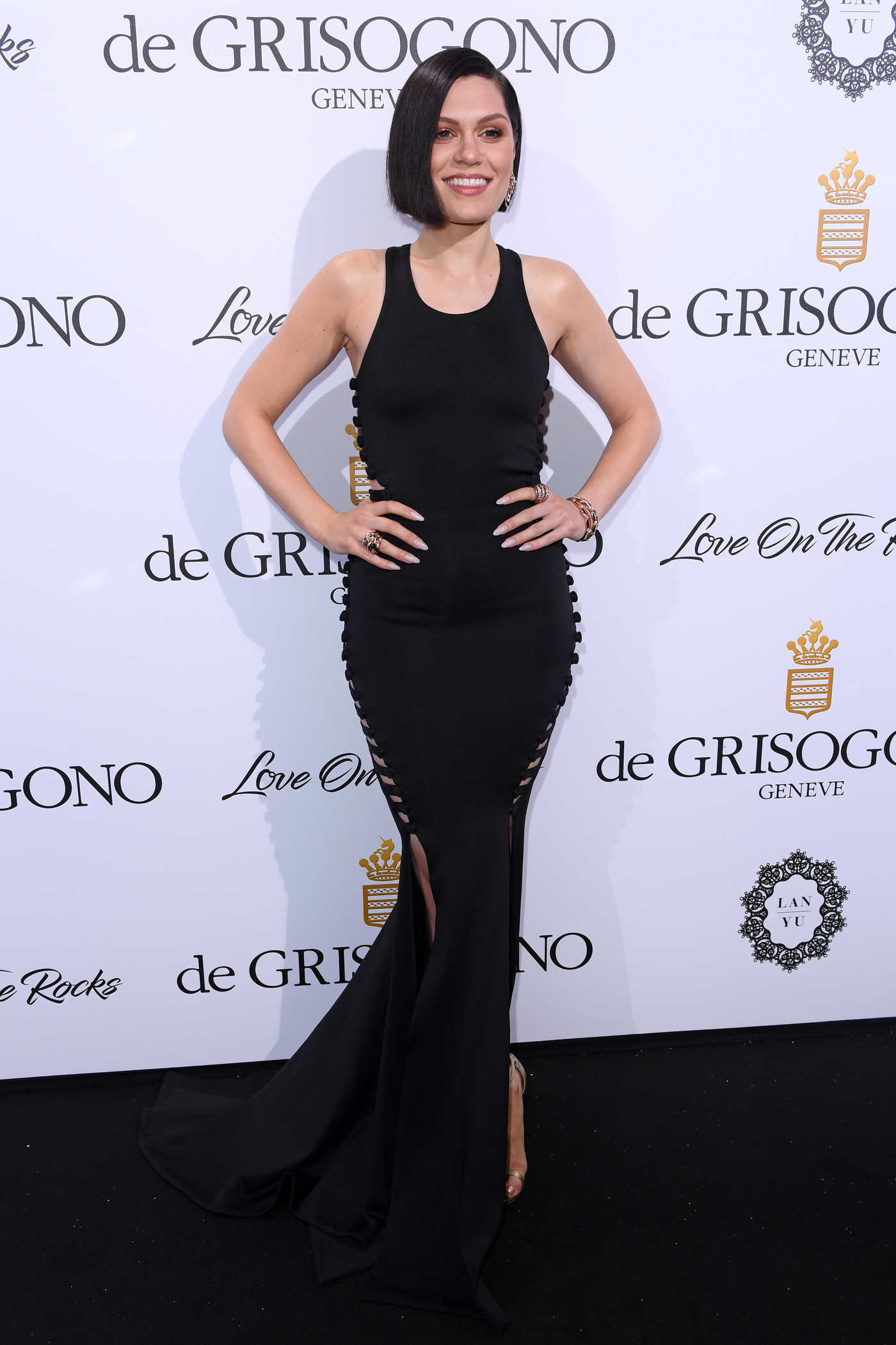 Jessie J at De Grisogono Party During the 70th Cannes Film Festival 05/23/2017