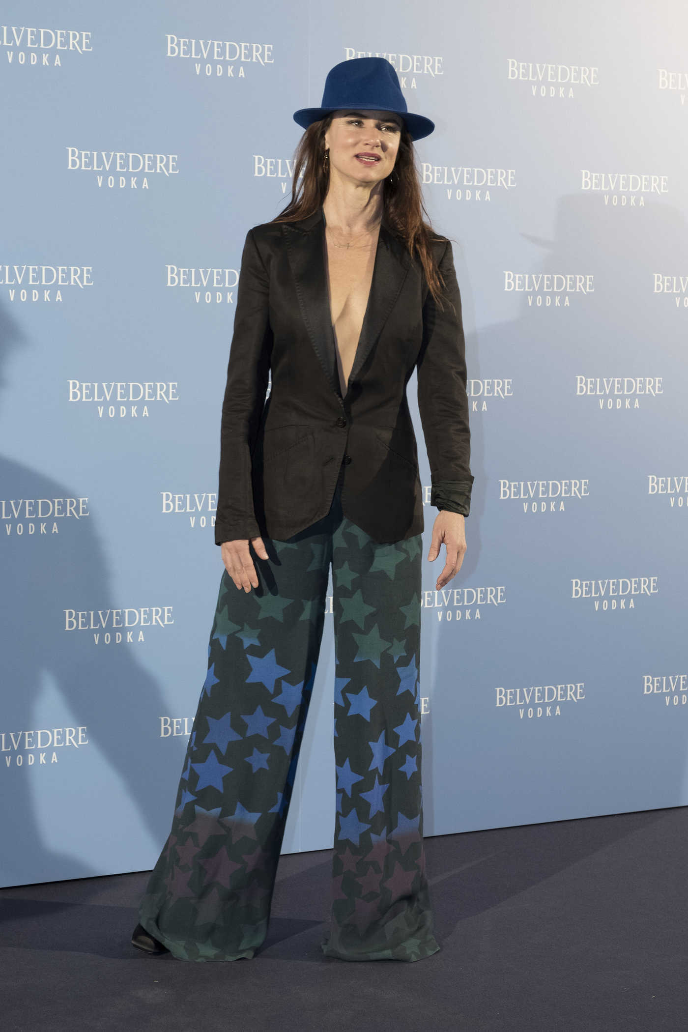Juliette Lewis at the Belvedere Vodka Party at Kamikaze Theatre in Madrid 05/25/2017