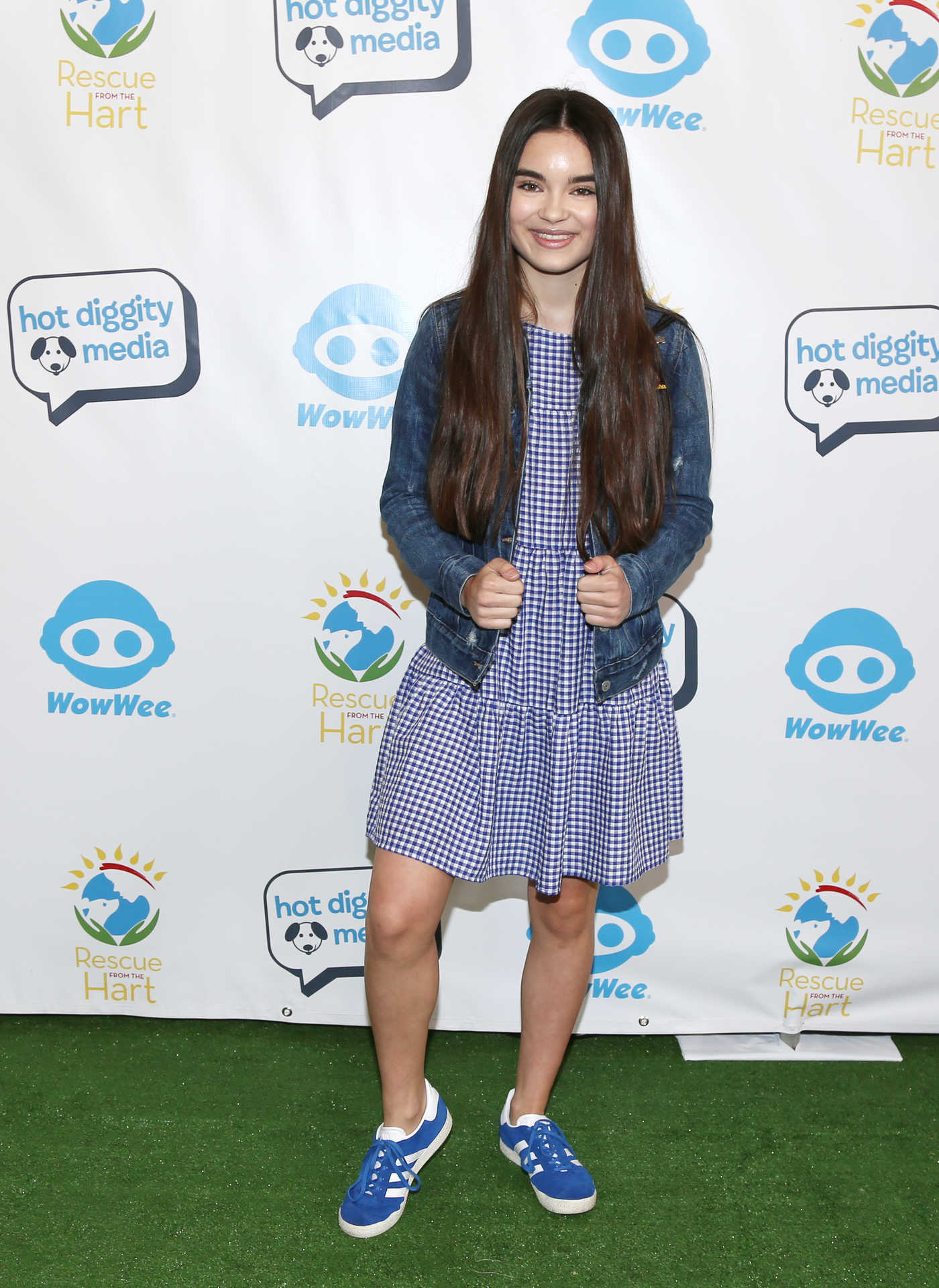 Landry Bender at the Celebrities to the Rescue! in Los Angeles 05/06/2017
