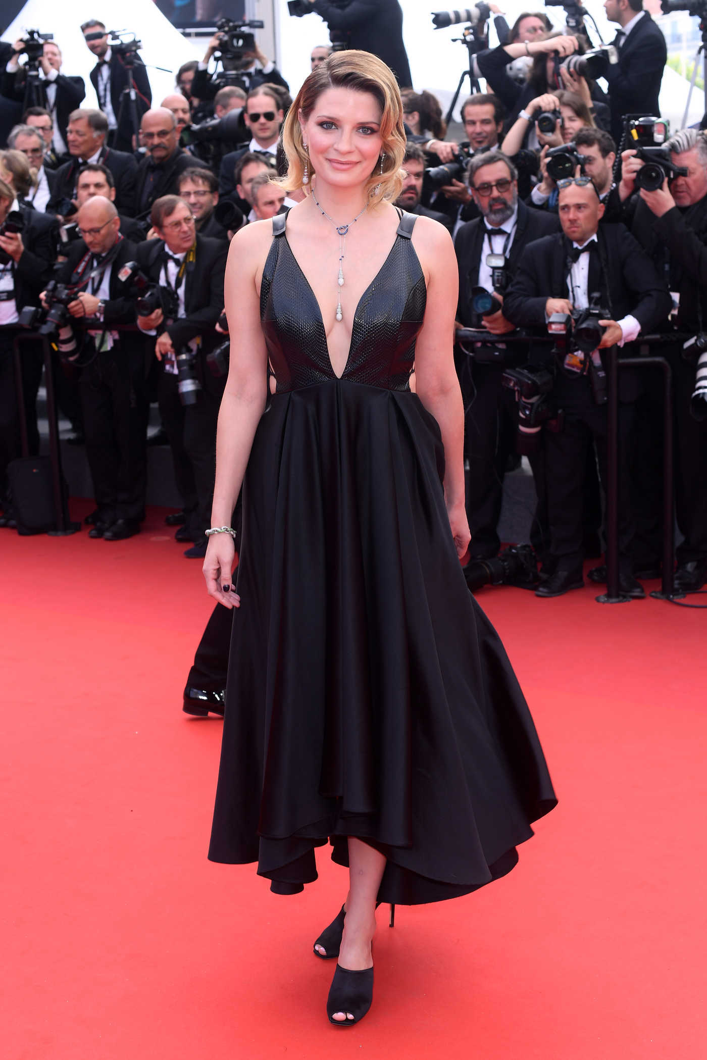 Mischa Barton at Anniversary Soiree During the 70th Cannes Film Festival 05/23/2017