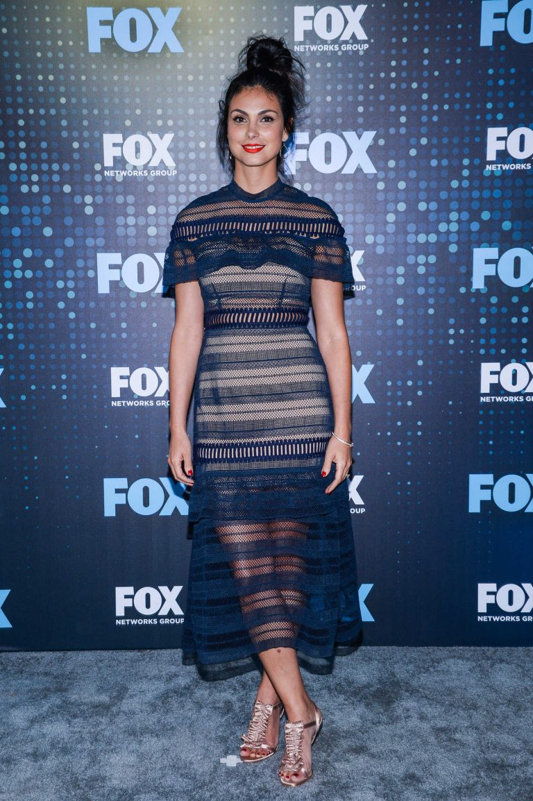 Morena Baccarin at the Fox Upfront Presentation in NYC 05/15/2017-1