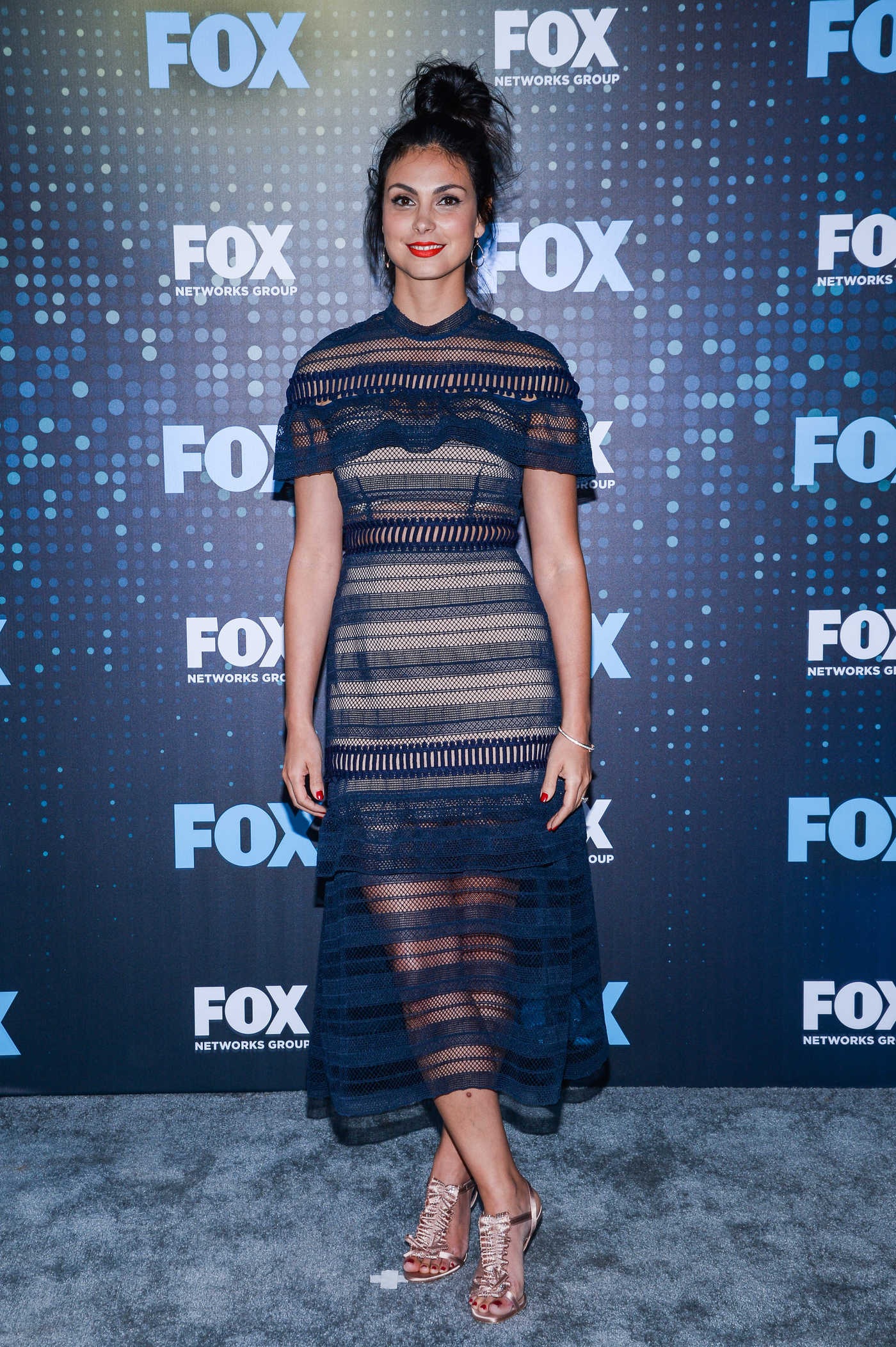 Morena Baccarin at the Fox Upfront Presentation in NYC 05/15/2017