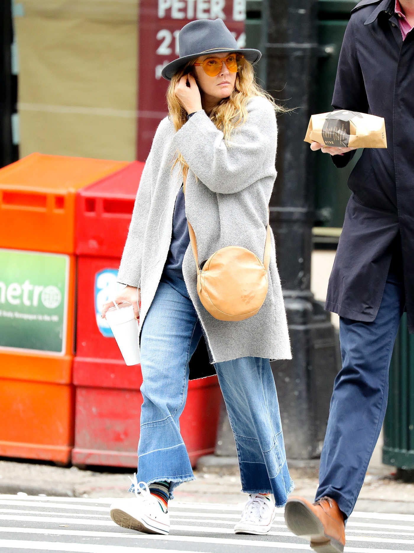 Drew Barrymore Was Seen Out in New York City 05/30/2017