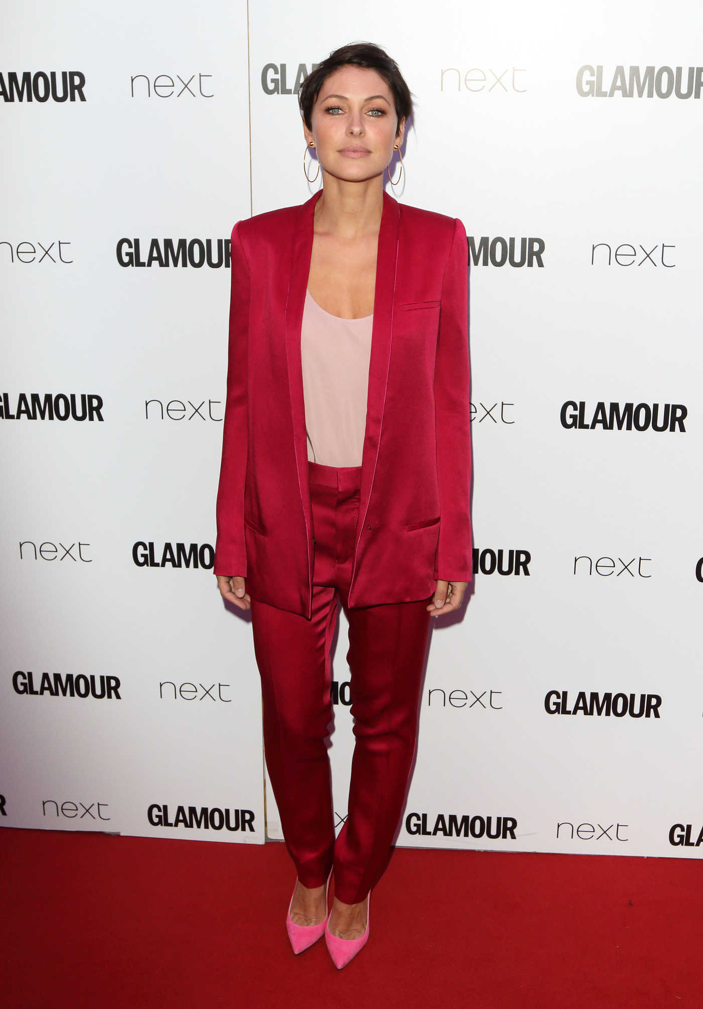 Emma Willis at the Glamour Women of The Year Awards in London 06/06/2017