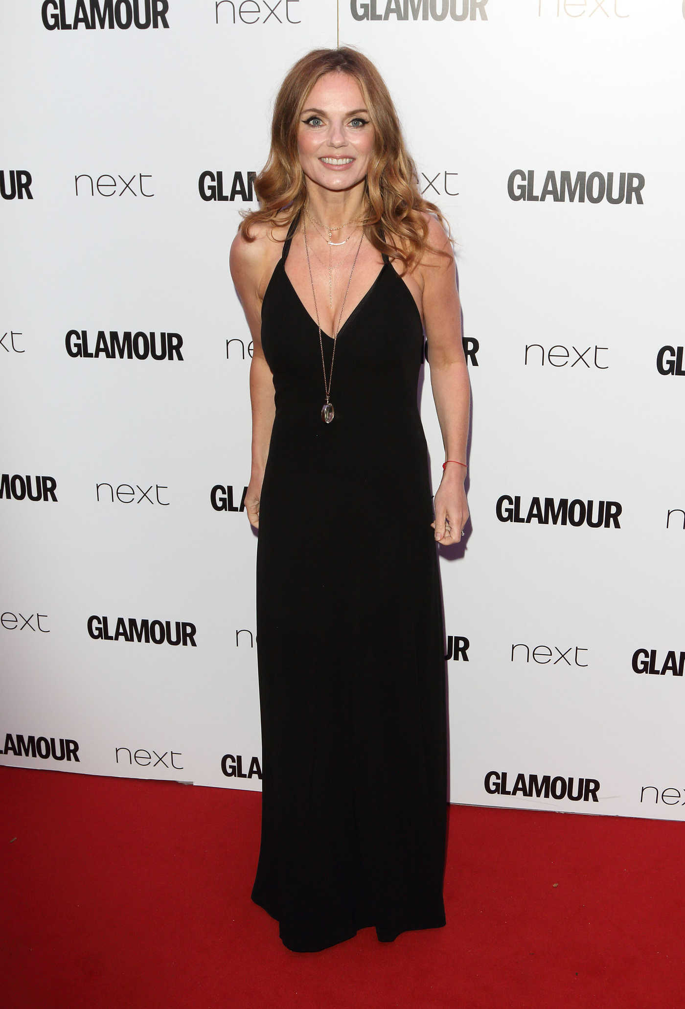Geri Halliwell at the Glamour Women of The Year Awards in London 06/06/2017