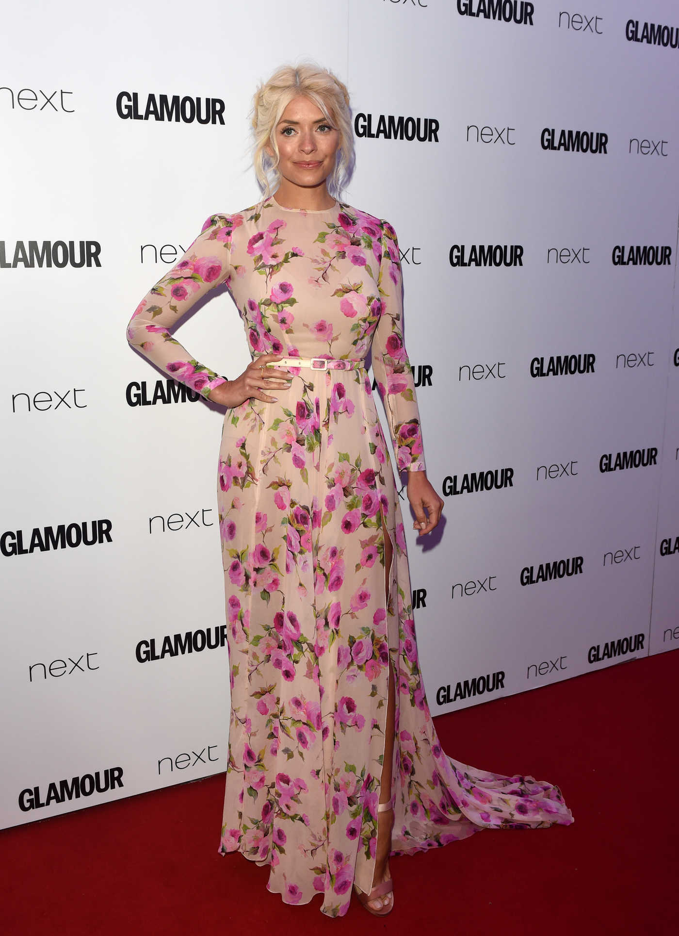 Holly Willoughby at the Glamour Women of The Year Awards in London 06/06/2017