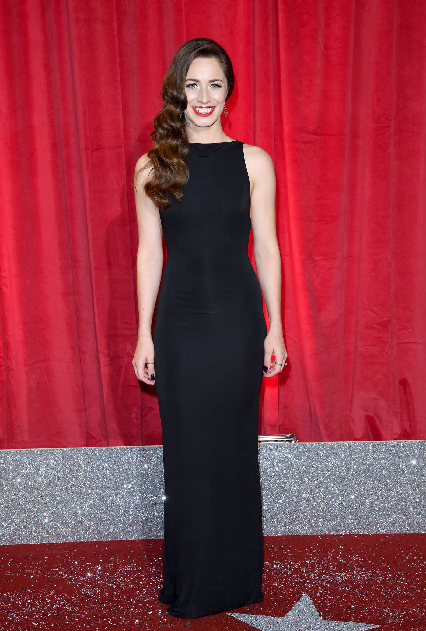 Julia Goulding at the 2017 British Soap Awards in Manchester 06/03/2017