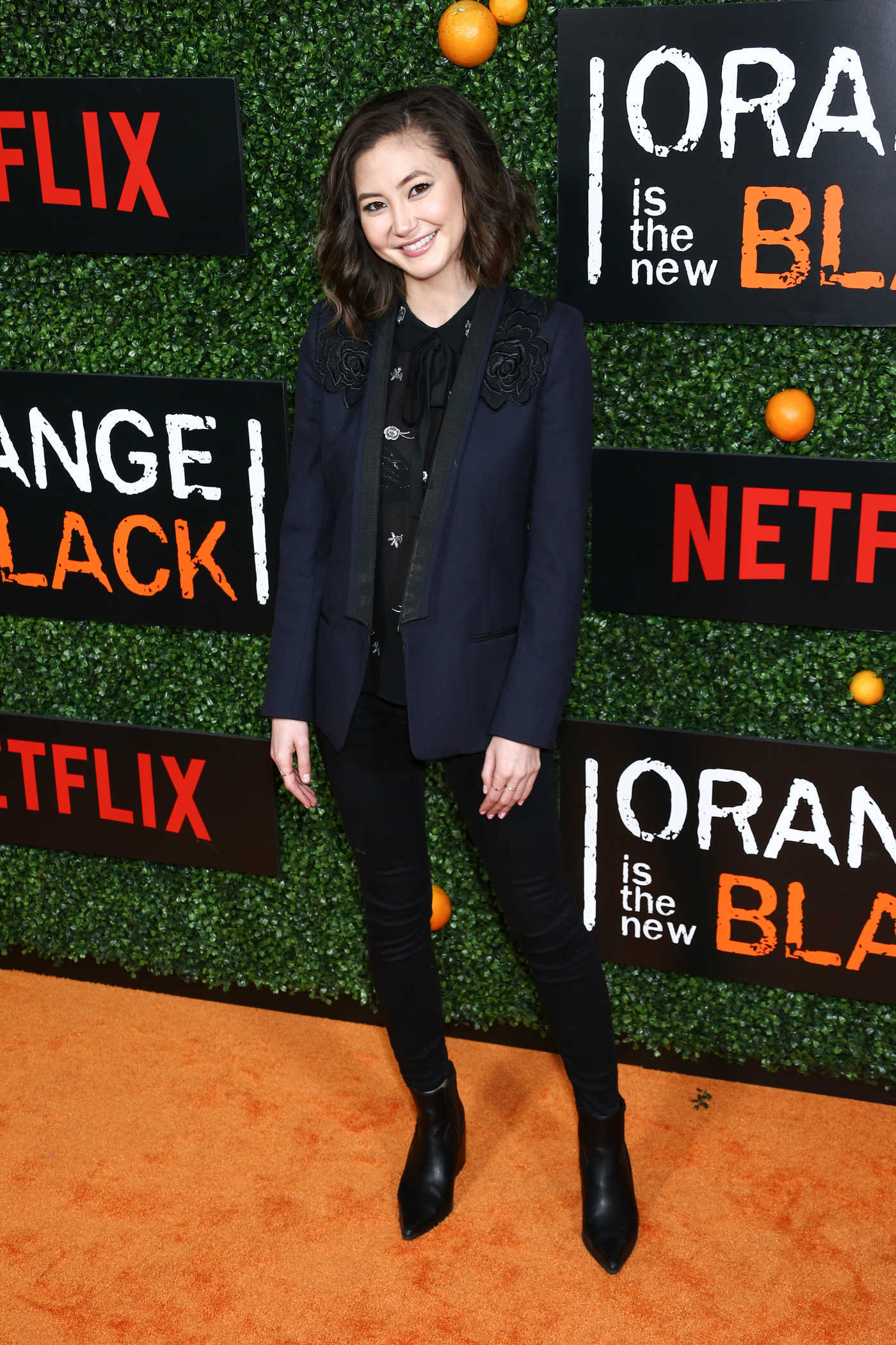 Kimiko Glenn at Orange is the New Black Season 5 Premiere in New York 06/09/2017