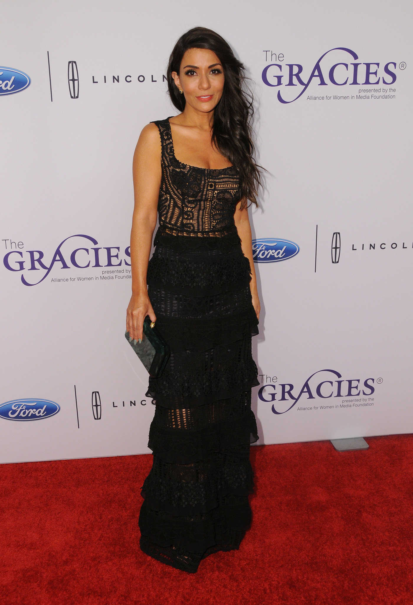 Marisol Nichols at the 42nd Annual Gracie Awards at the Beverly Wilshire Hotel in Los Angeles 06/06/2017