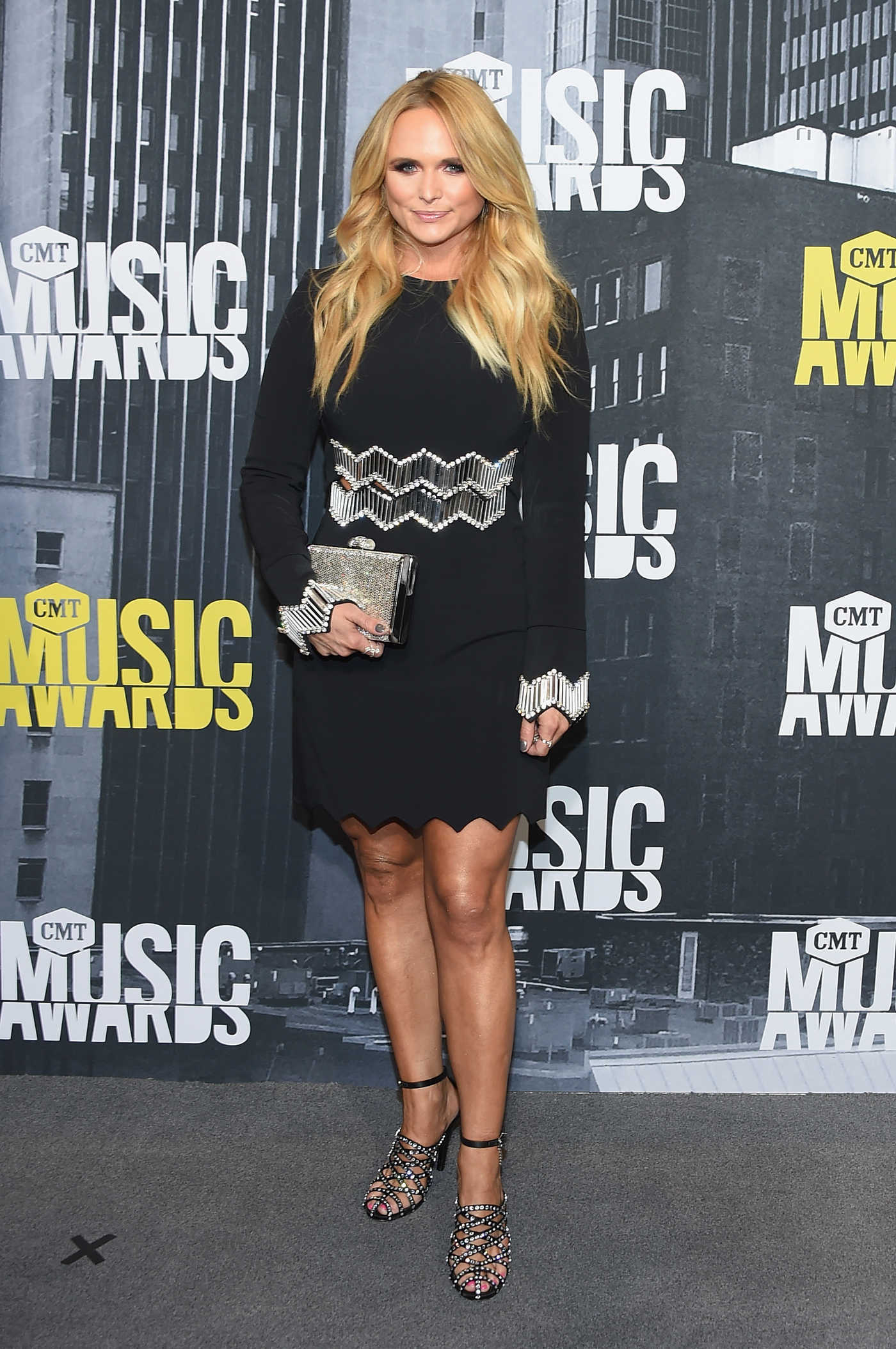 Miranda Lambert at the 2017 CMT Music Awards at the Music City Center in Nashville 06/07/2017