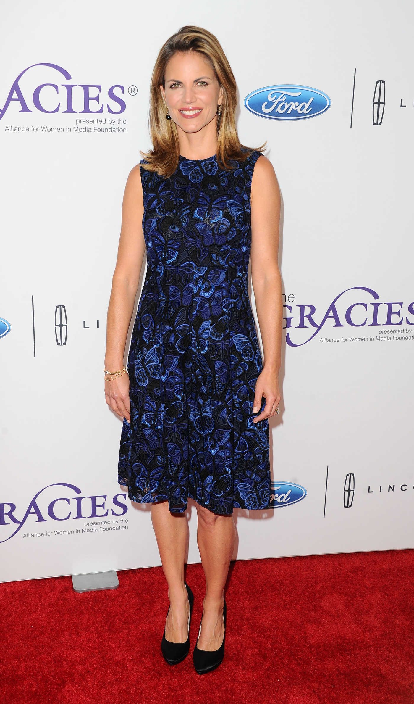 Natalie Morales at the 42nd Annual Gracie Awards at the Beverly Wilshire Hotel in Los Angeles 06/06/2017