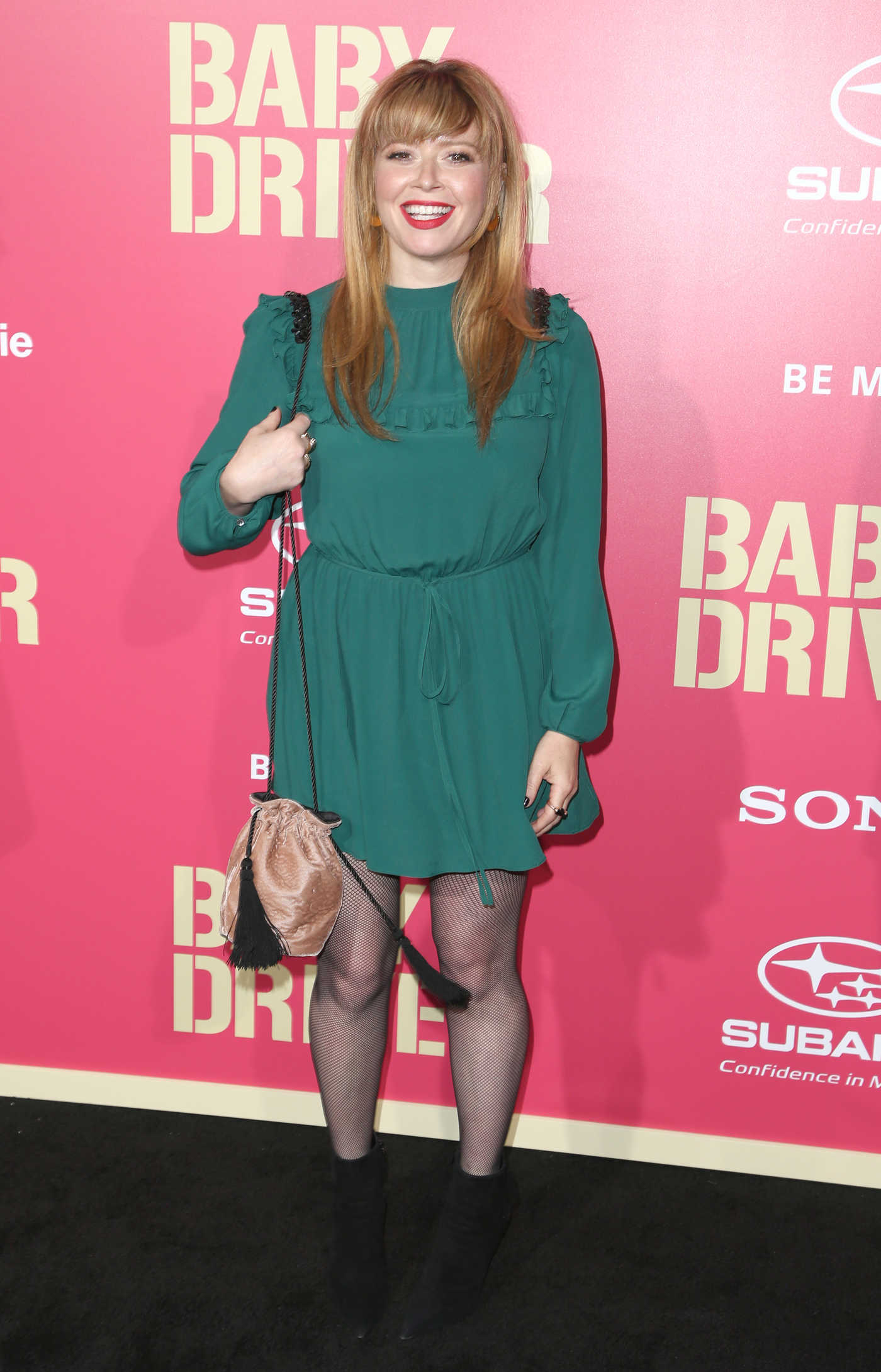Natasha Lyonne at the Baby Driver Premiere in Los Angeles 06/14/2017