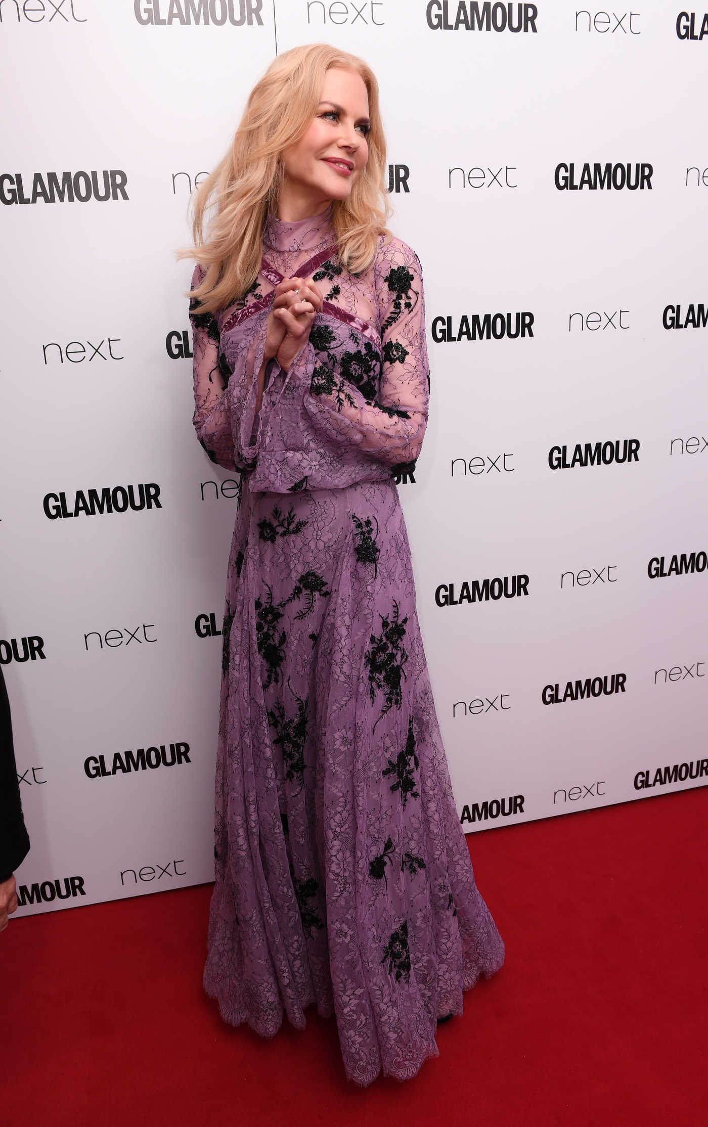Nicole Kidman at the Glamour Women of The Year Awards in London 06/06/2017
