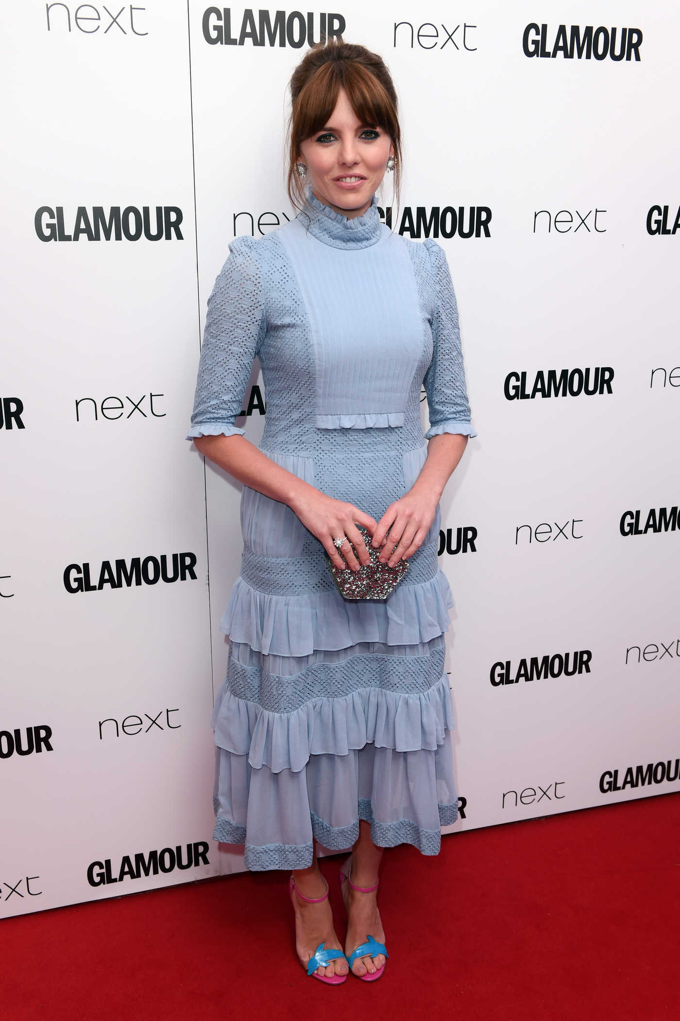Ophelia Lovibond at the Glamour Women of The Year Awards in London 06/06/2017