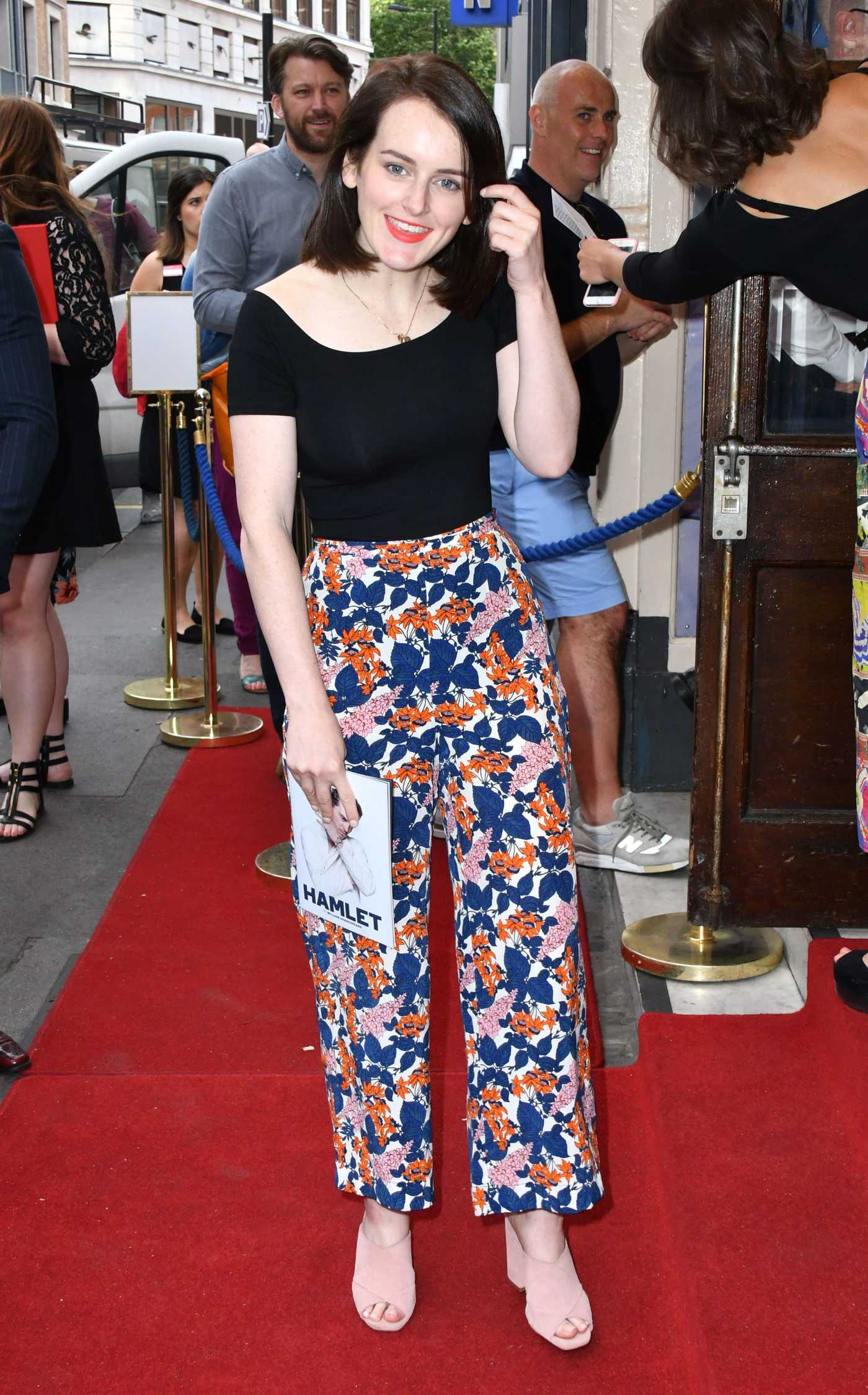 Sophie McShera Was Seen Out in London 06/15/2017