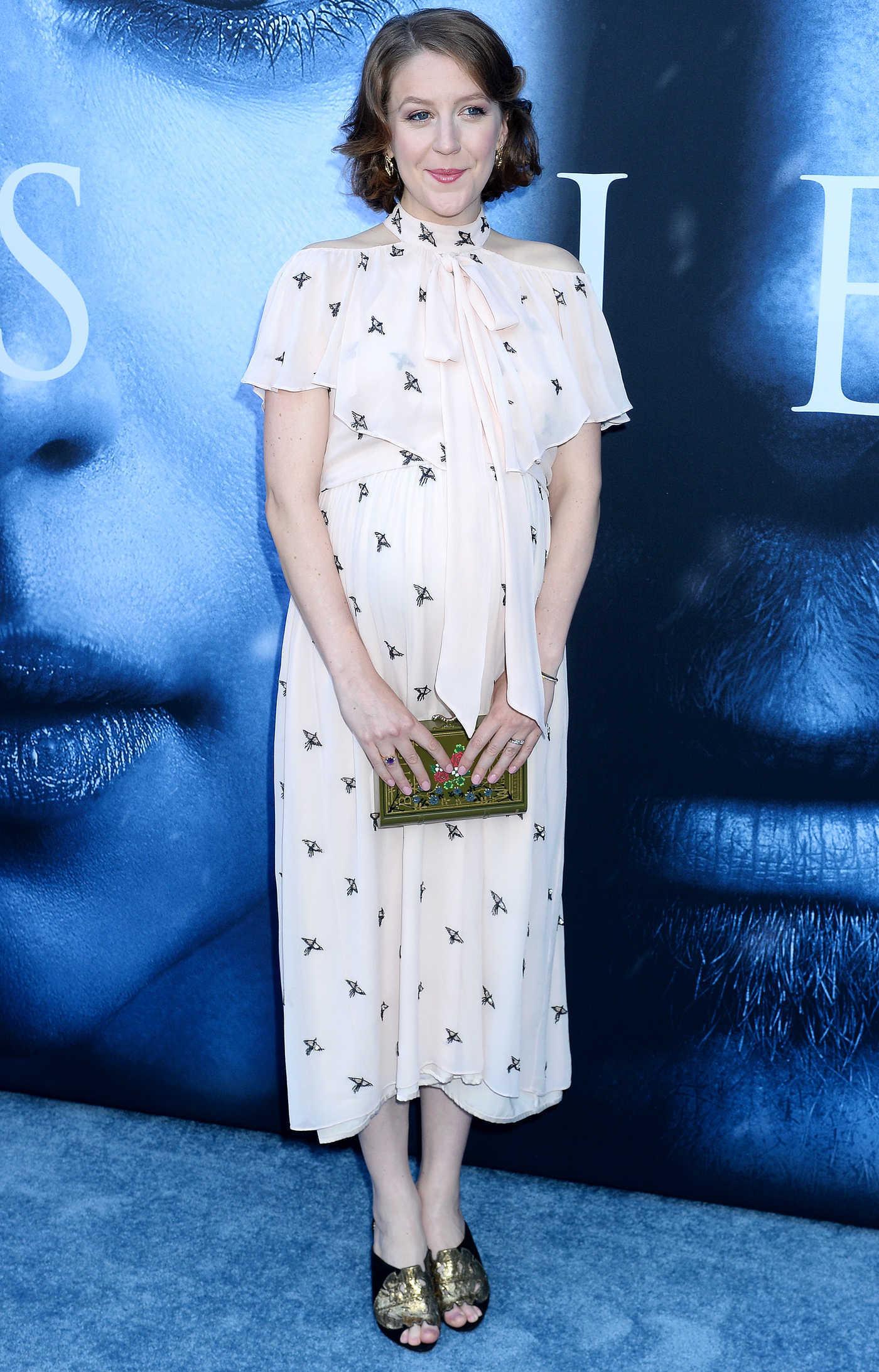 Gemma Whelan at the Game of Thrones Season 7 Premiere in Los Angeles 07/12/2017