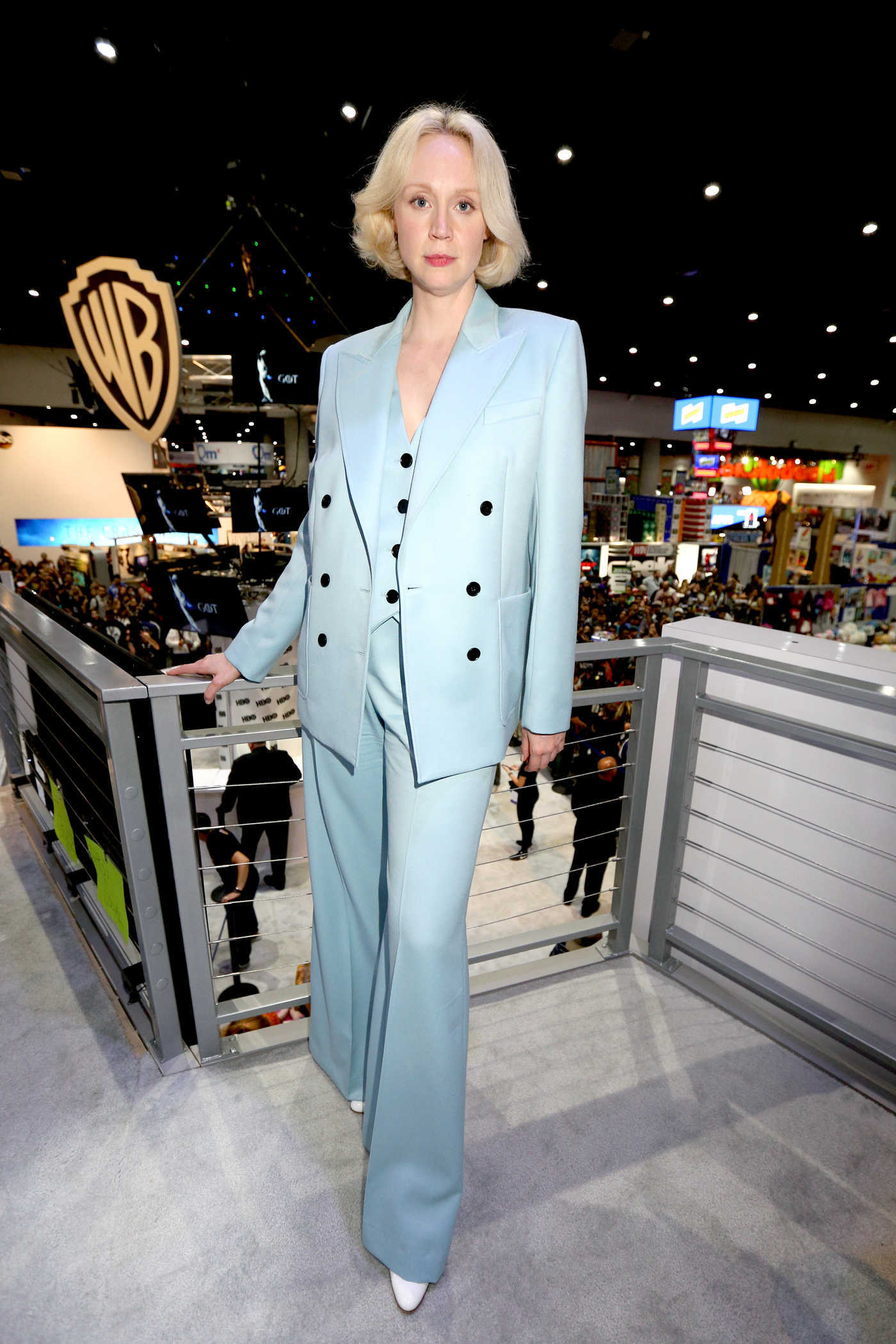 Gwendoline Christie at the Game of Thrones Autograph Signing During the San Diego Comic-Con International 07/21/2017