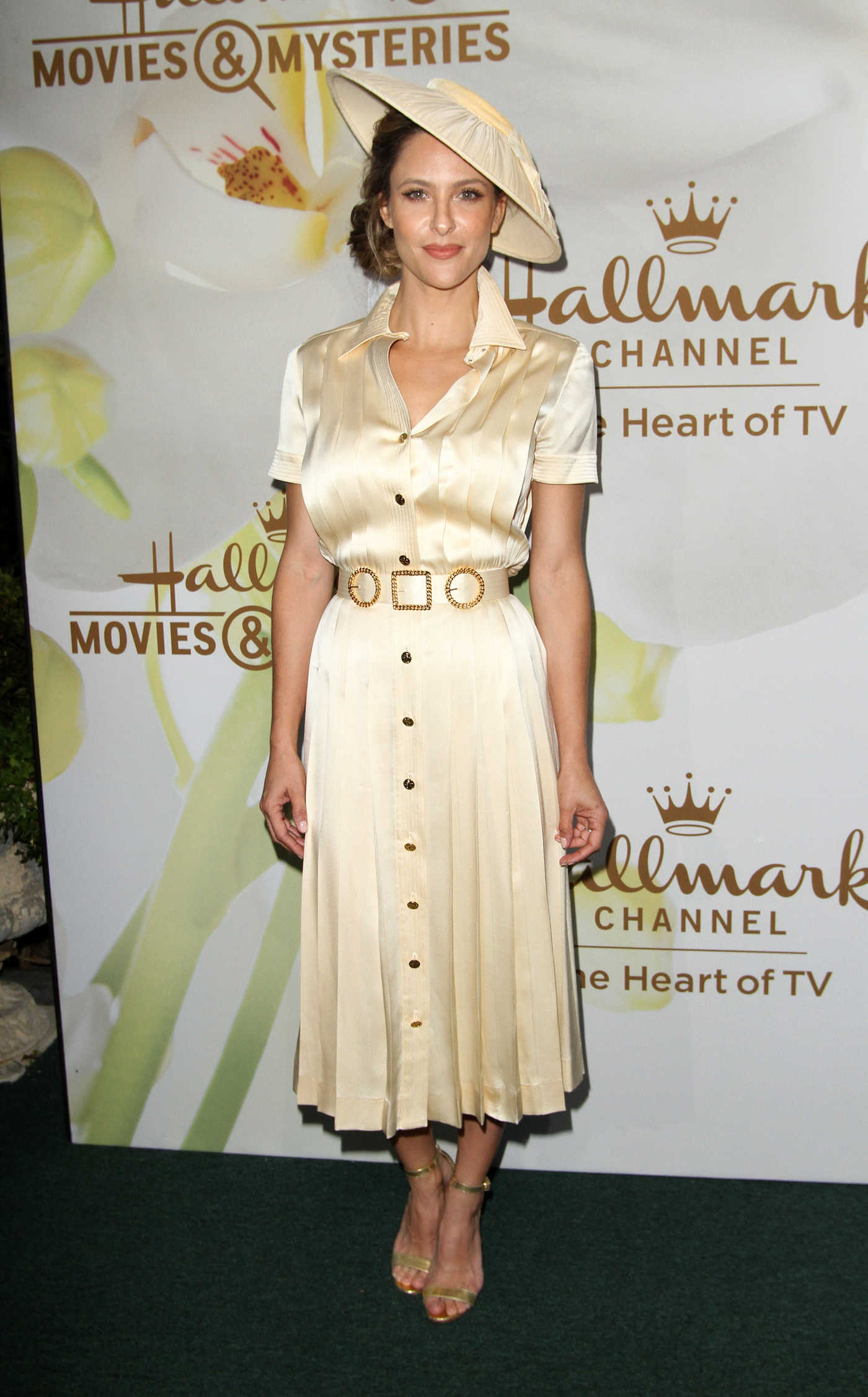 Jill Wagner at Hallmark Evening Event During the TCA Summer Press Tour in Los Angeles 07/27/2017