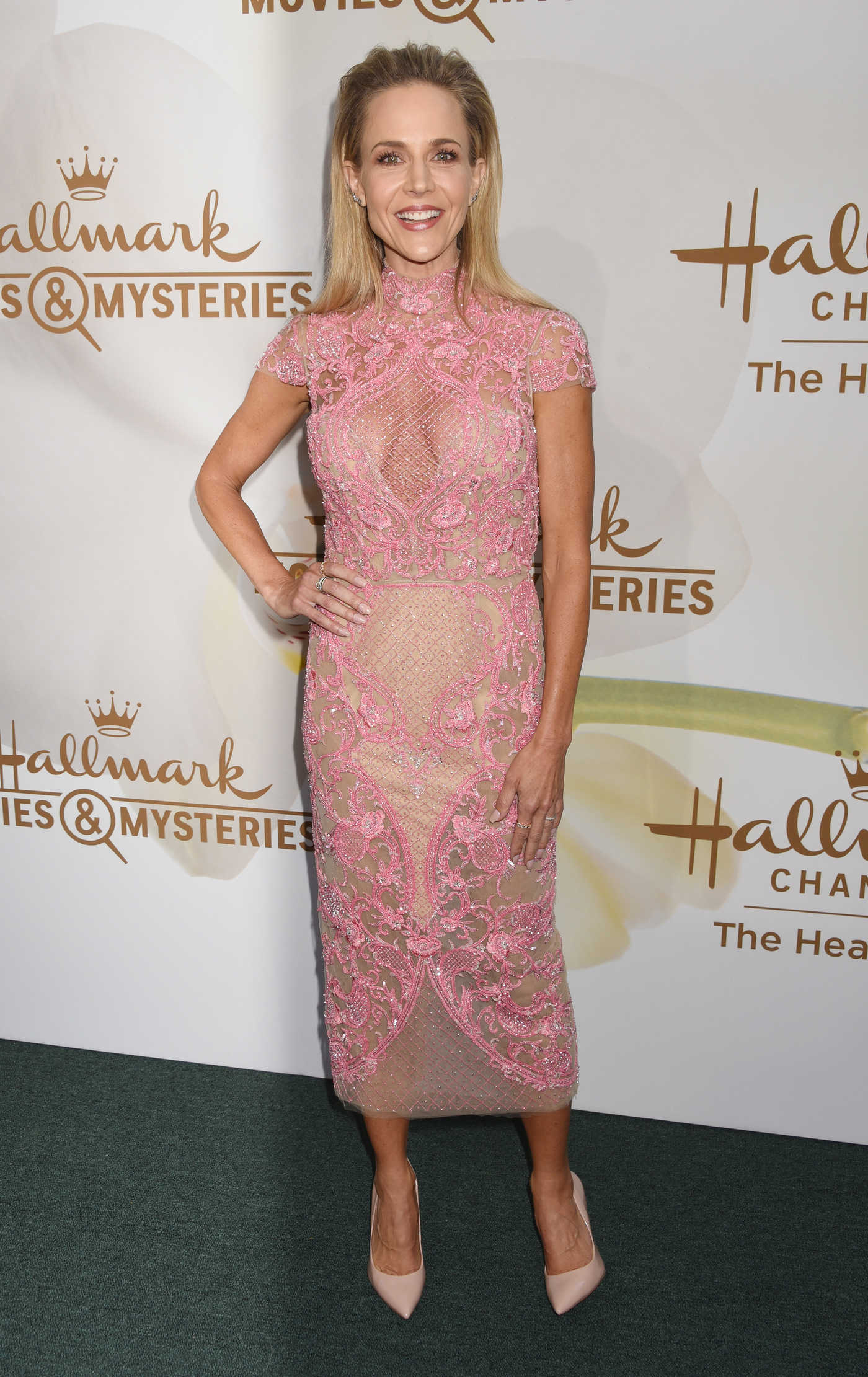 Julie Benz at Hallmark Evening Event During the TCA Summer Press Tour in Los Angeles 07/27/2017