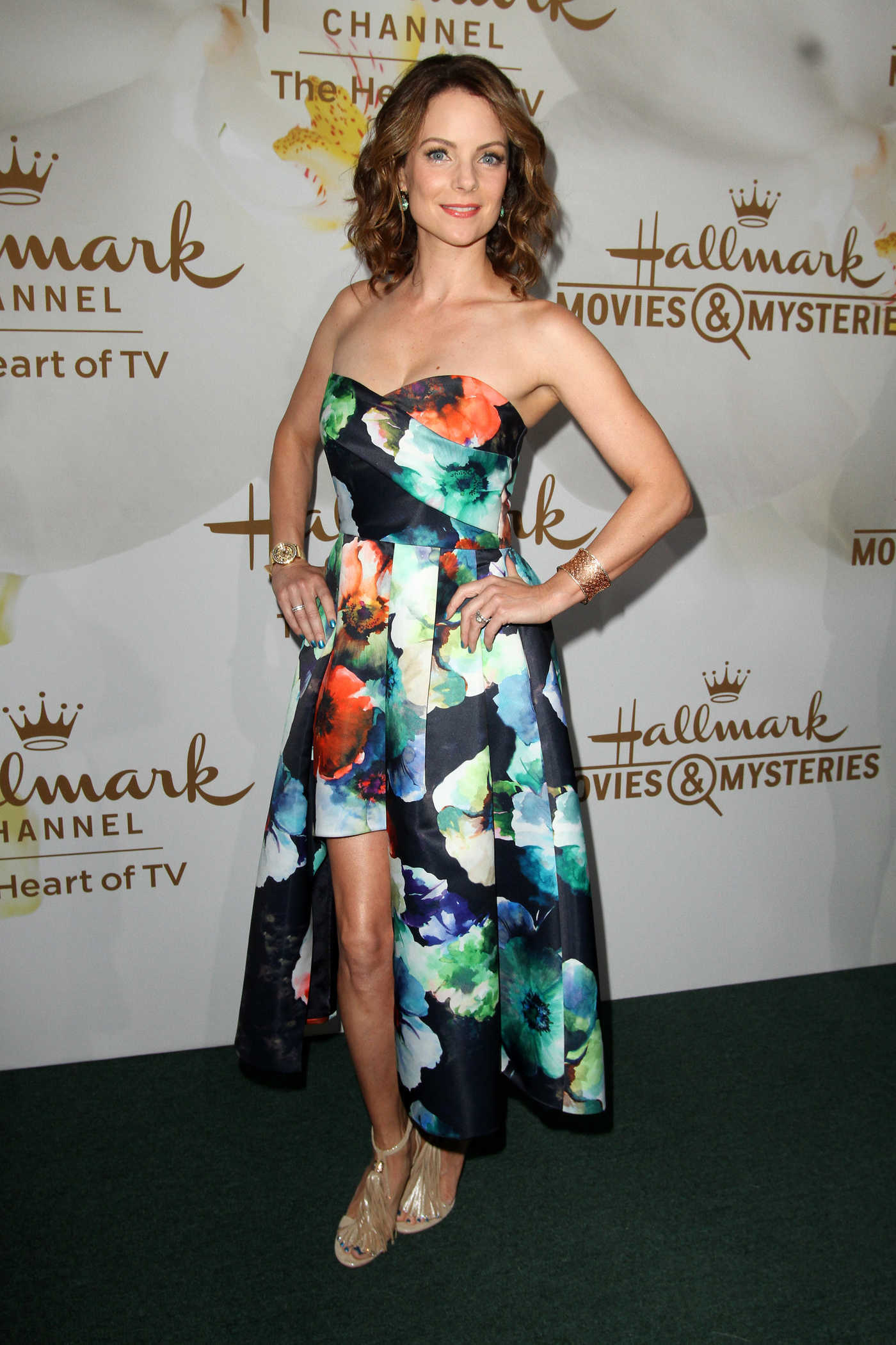 Kimberly Williams-Paisley at Hallmark Evening Event During the TCA Summer Press Tour in Los Angeles 07/27/2017