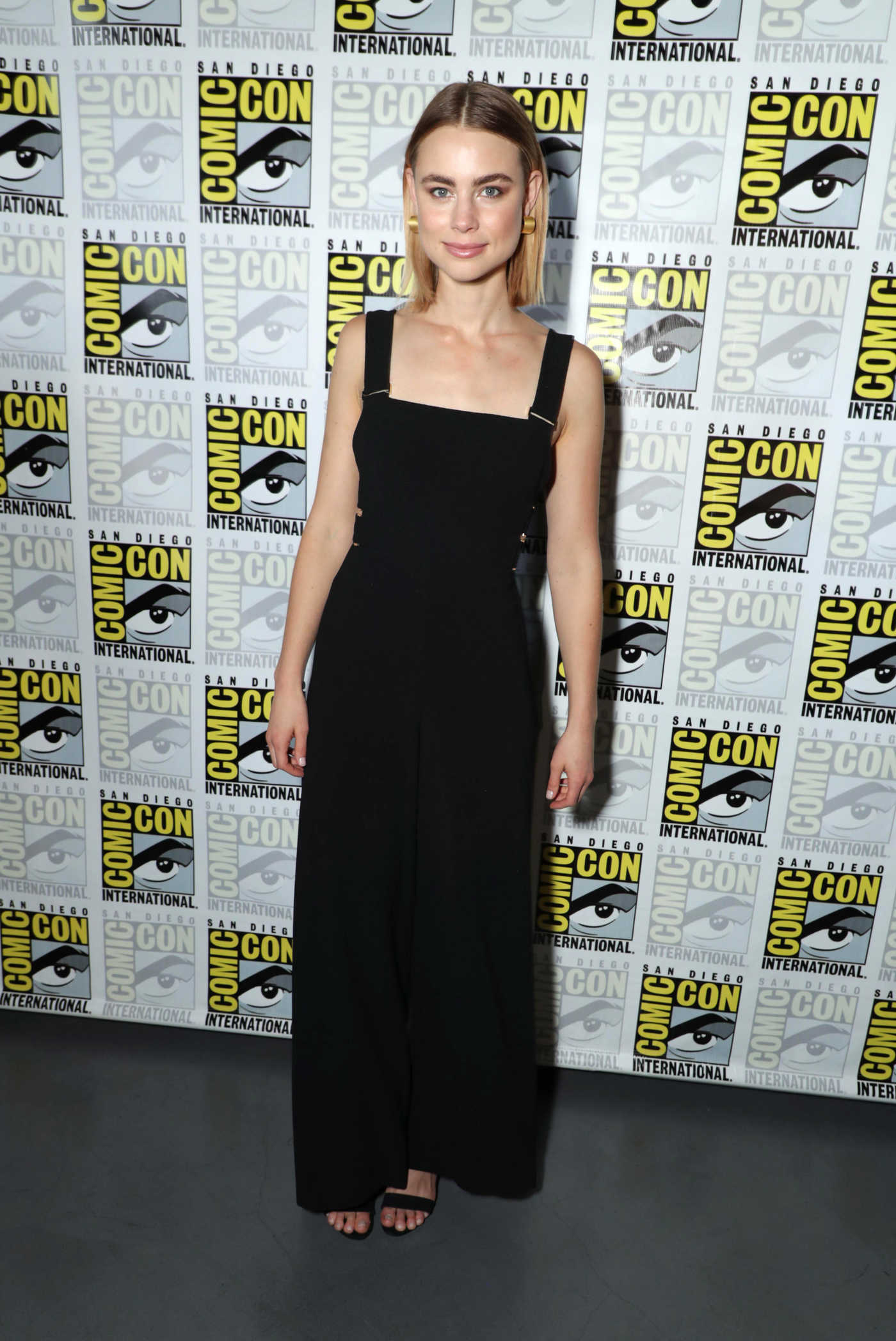 Lucy Fry at the Bright Photocall During the San Diego Comic-Con International 07/20/2017