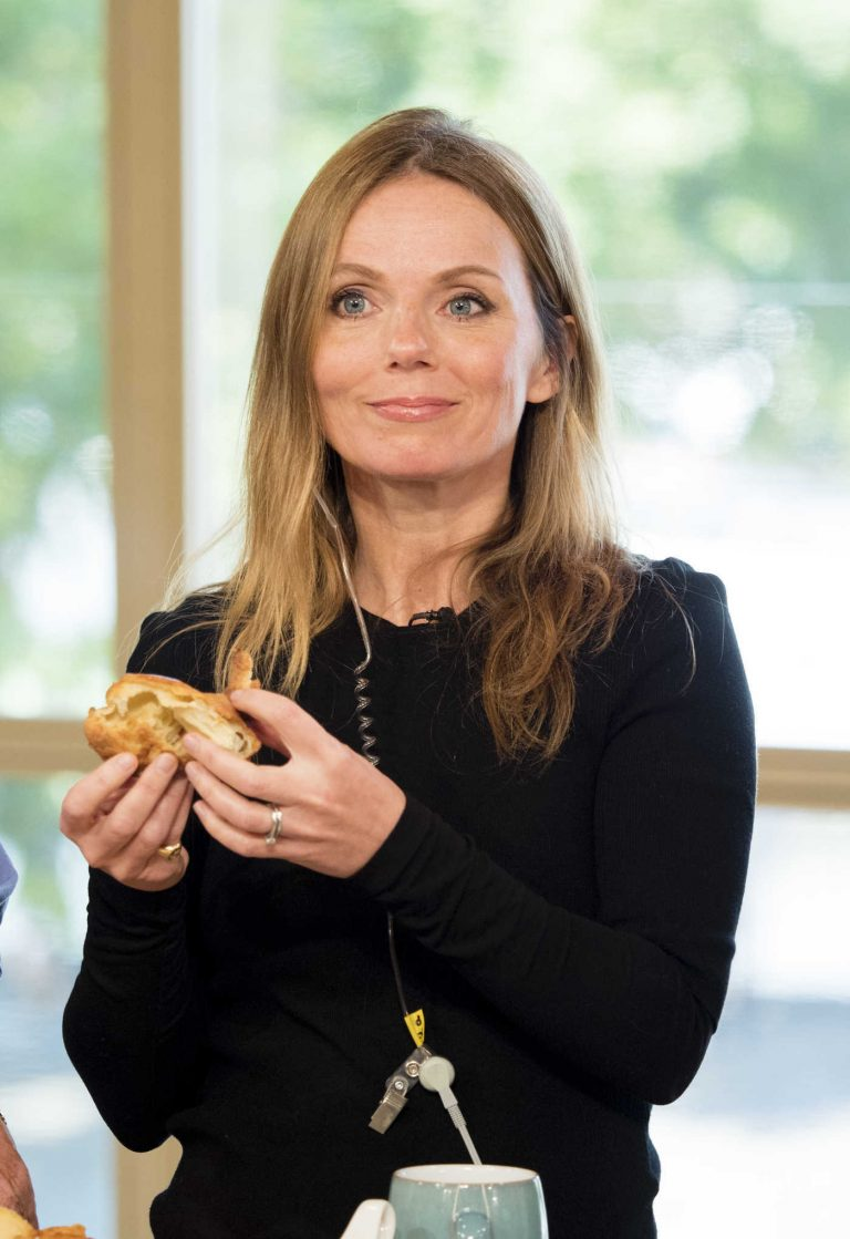 Geri Halliwell at This Morning TV Show in London 08/25/2017-1
