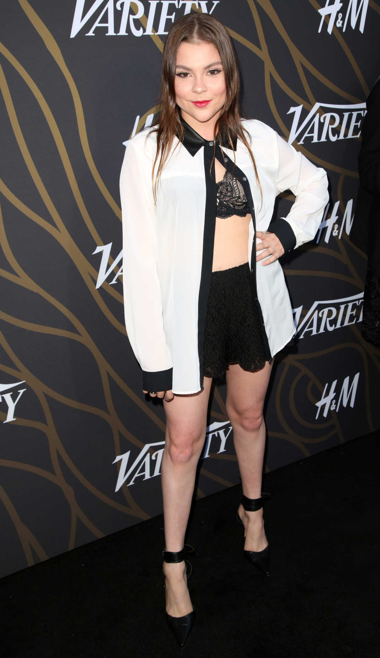 Hannah Zeile at Variety Power of Young Hollywood in Los Angeles 08/08/2017