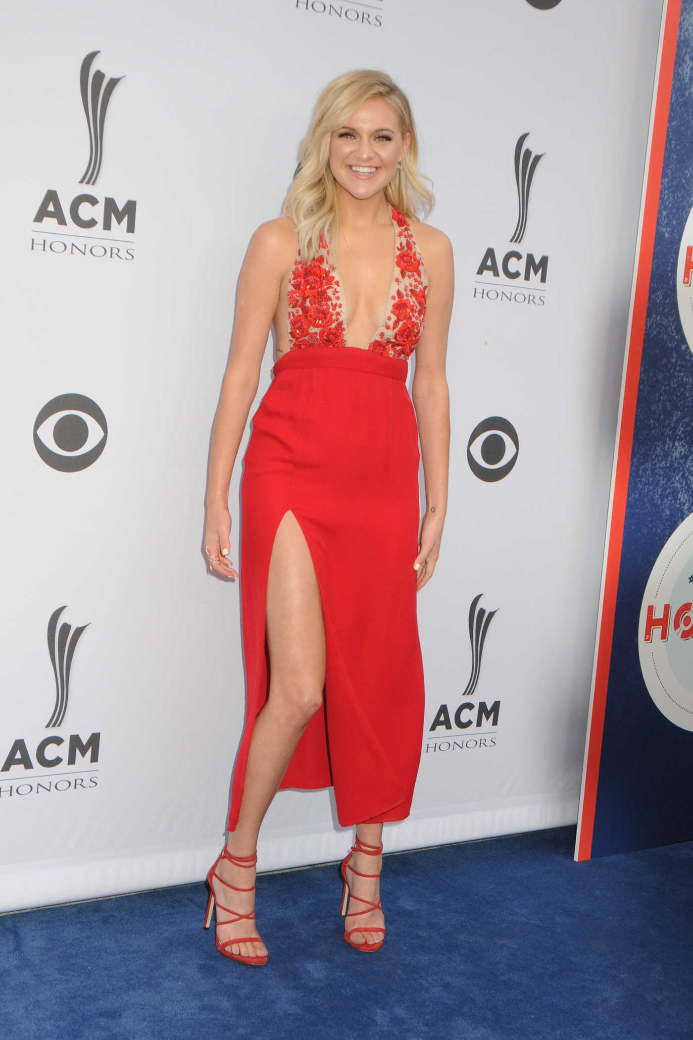 Kelsea Ballerini at the 11th Annual ACM Honors at the Ryman Auditorium in Nashville 08/23/2017