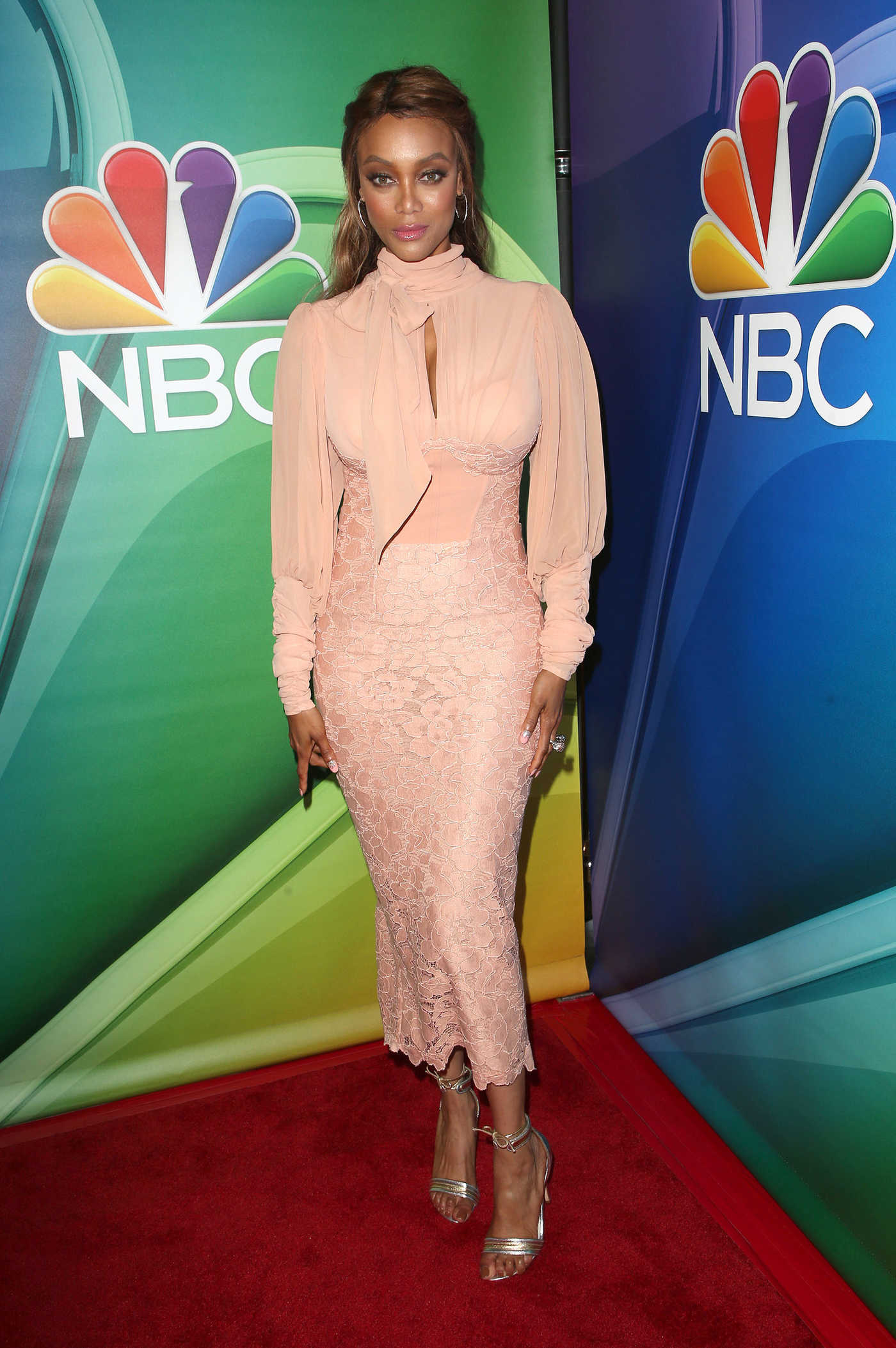 Tyra Banks at NBC Summer TCA Press Tour in Beverly Hills 08/03/2017