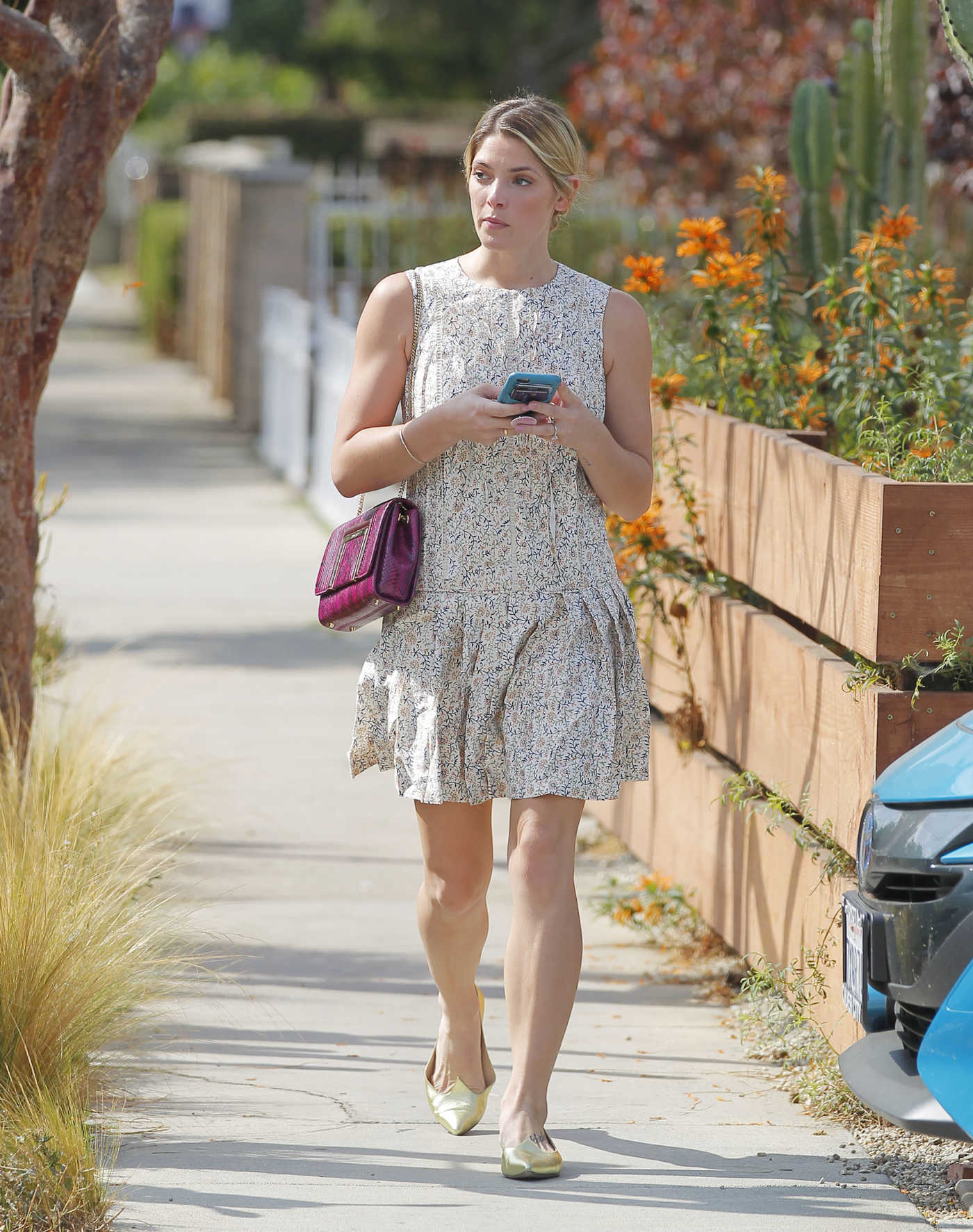 Ashley Greene Was Seen Out in Beverly Hills 09/20/2017
