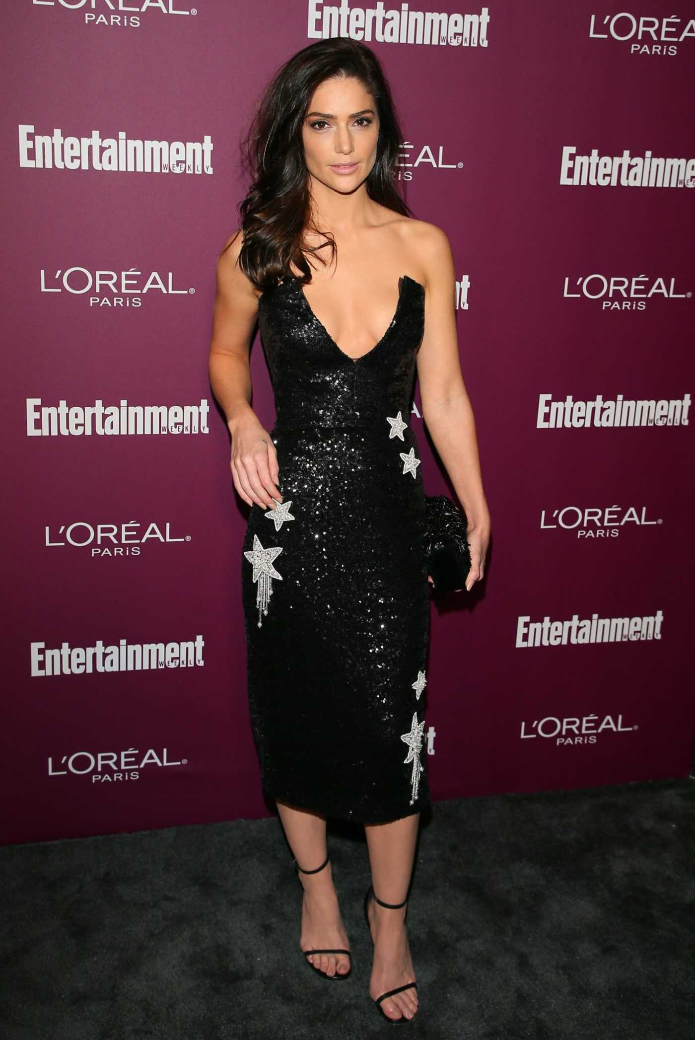 Janet Montgomery at the 2017 Entertainment Weekly Pre-Emmy Party in West Hollywood 09/15/2017