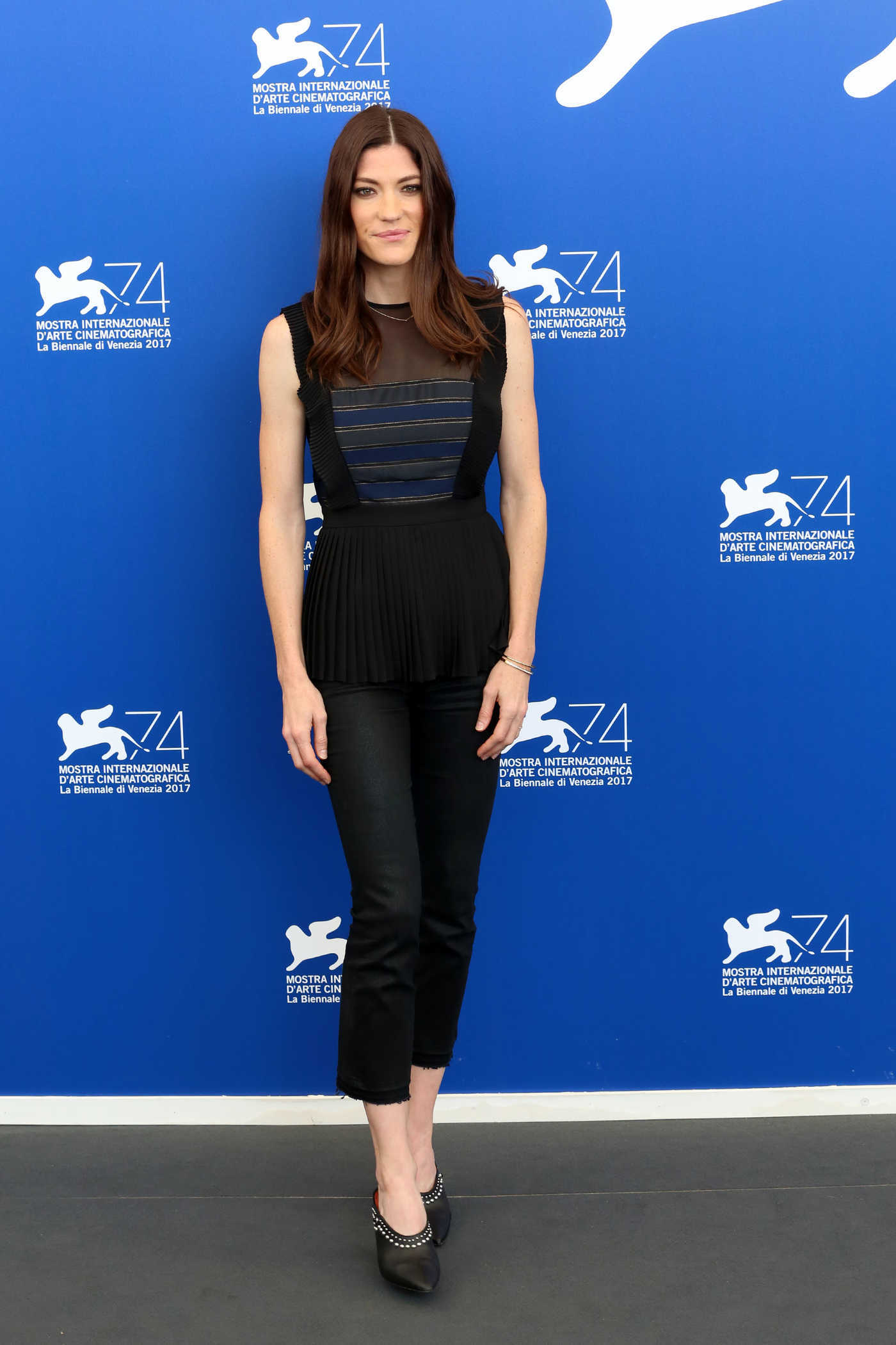 Jennifer Carpenter at Brawl in Cell Block 99 Photocall During the 74th Venice International Film Festival in Italy 09/02/2017