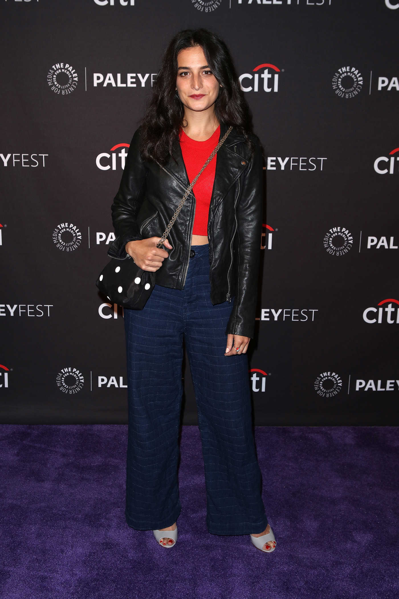 Jenny Slate at Big Mouth Screening During the 11th Annual PaleyFest in Beverly Hills 09/14/2017