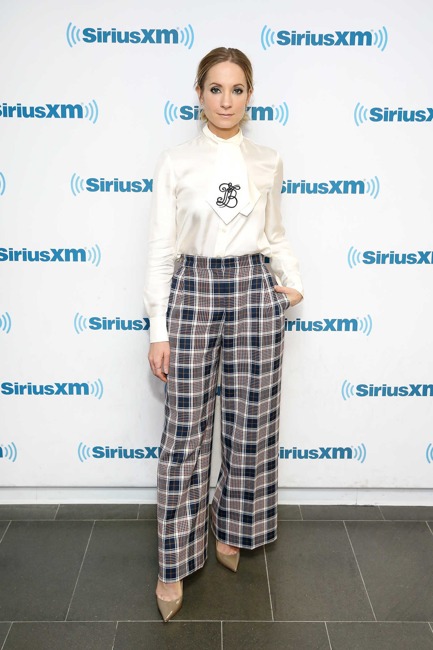 Joanne Froggatt at SiriusXM Studios in New York City 09/22/2017