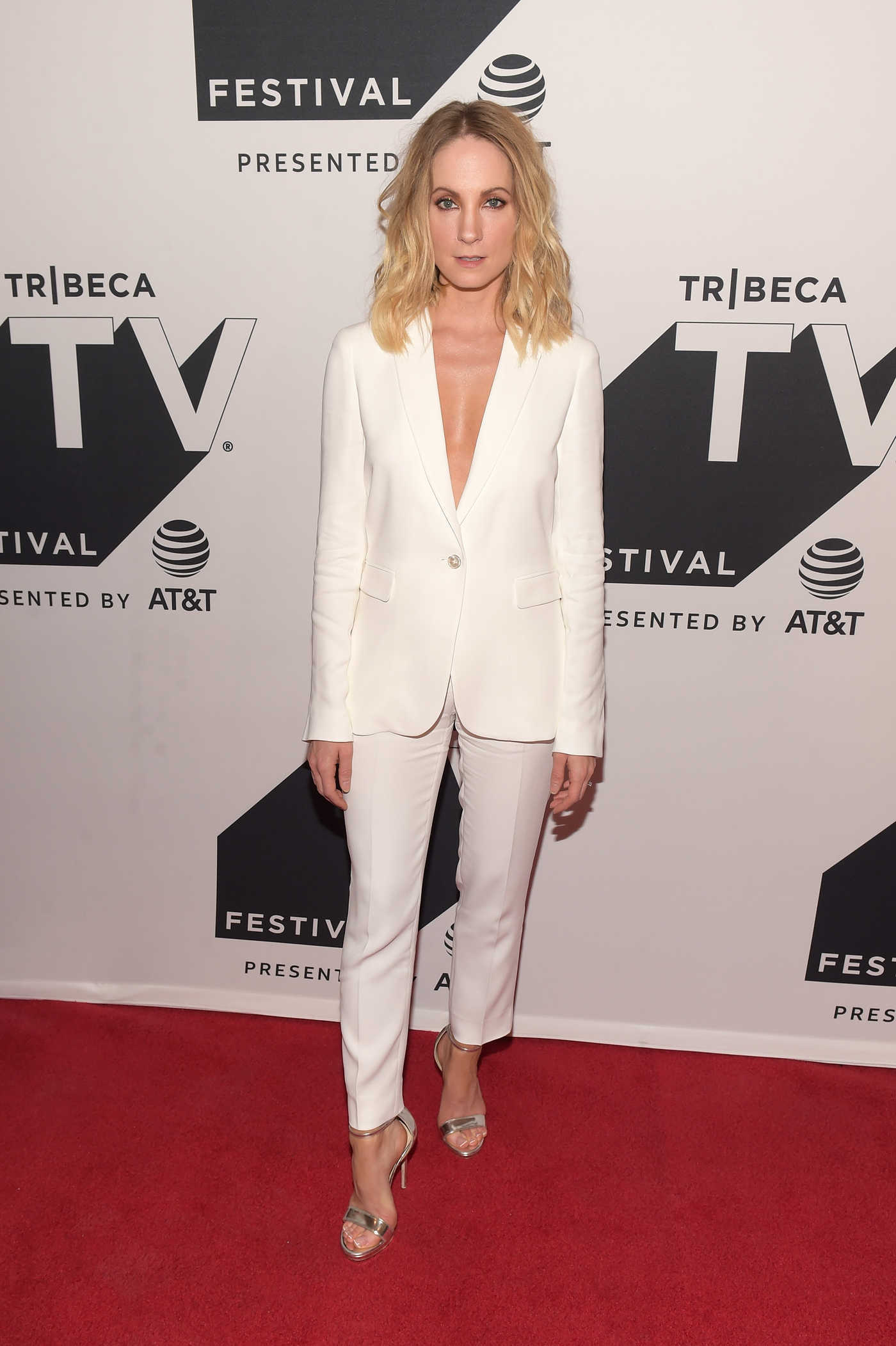 Joanne Froggatt at Tribeca TV Festival in New York City 09/23/2017
