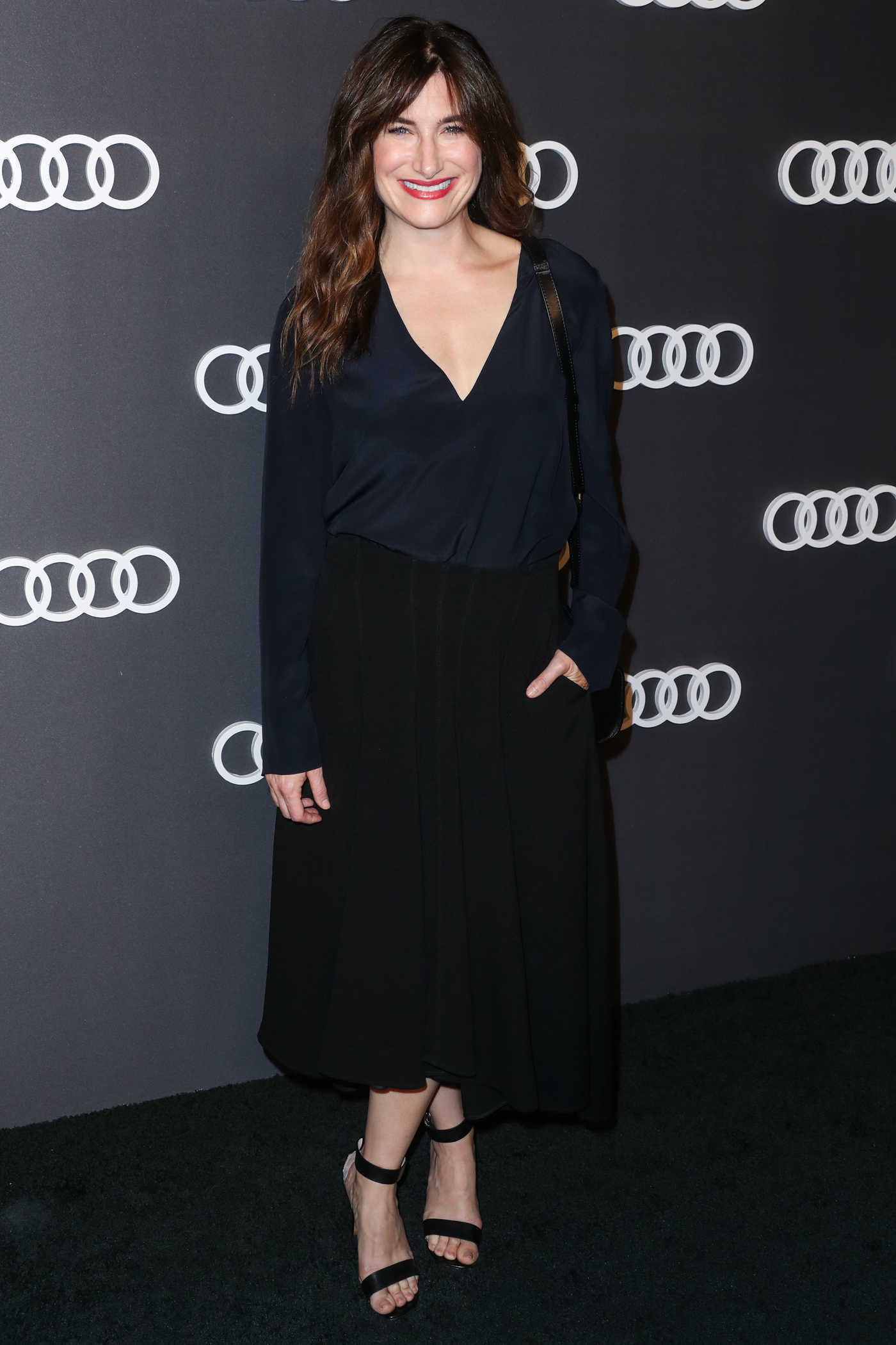 Kathryn Hahn at Audi Emmy Party in Los Angeles 09/14/2017