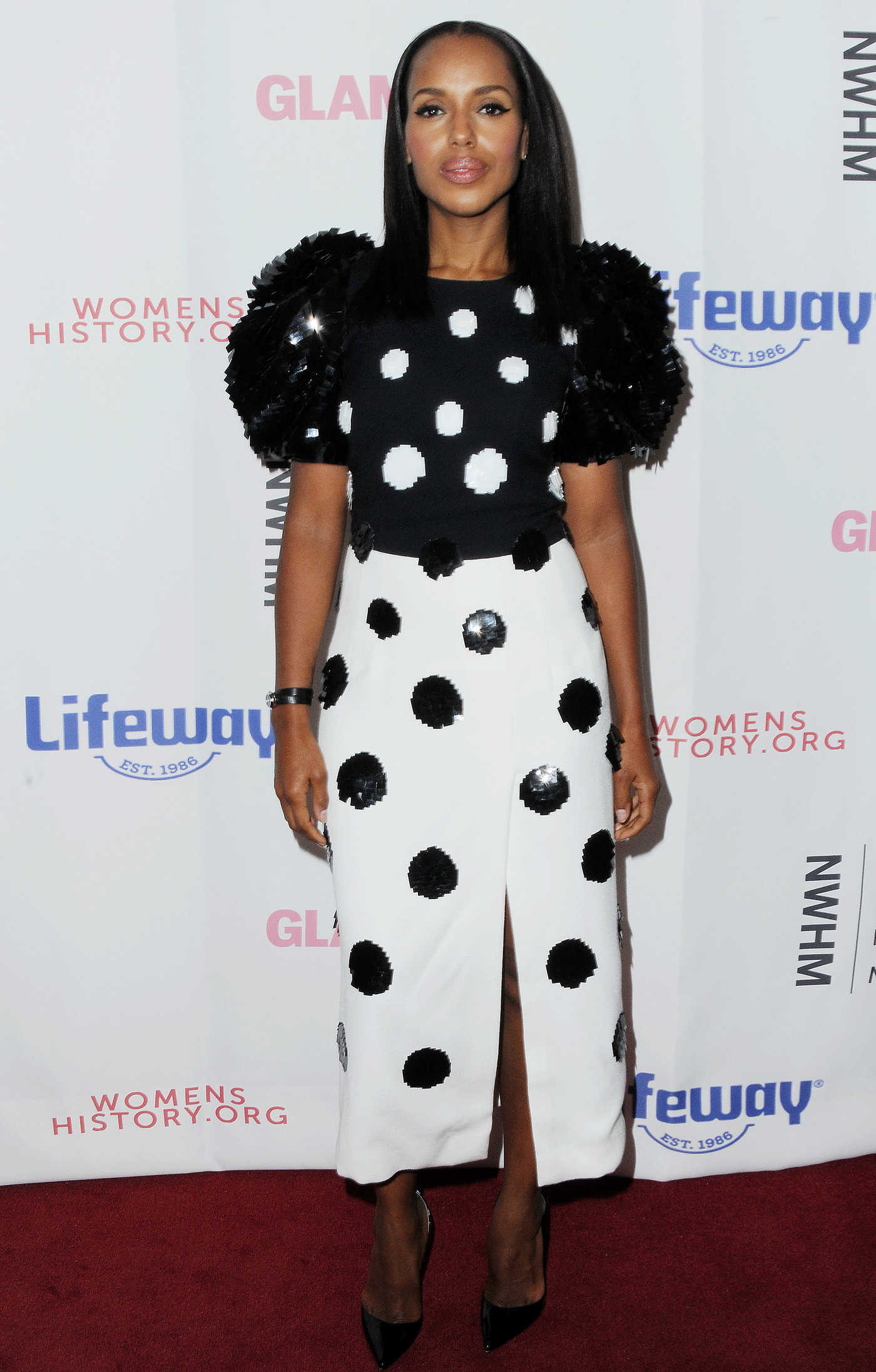 Kerry Washington at the 6th Annual Women Making History Awards in Beverly Hills 09/16/2017