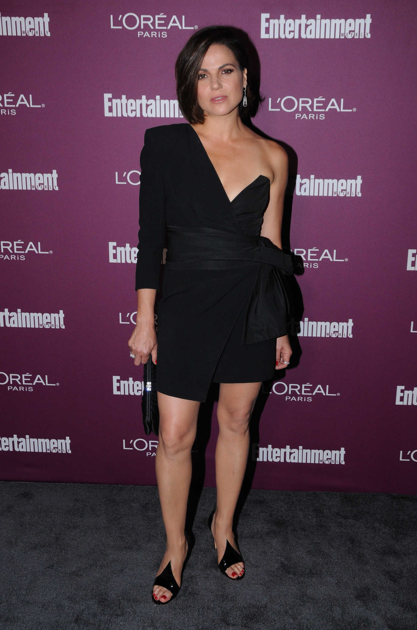 Lana Parrilla at the 2017 Entertainment Weekly Pre-Emmy Party in West Hollywood 09/15/2017