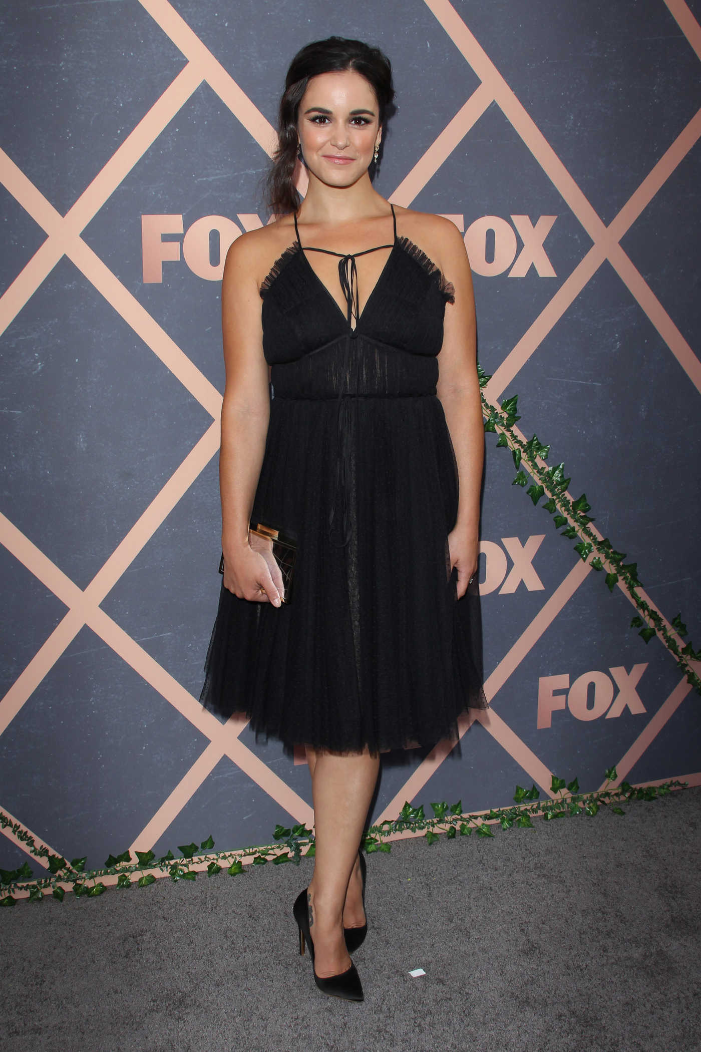 Melissa Fumero Attends the FOX Fall Party in LA 09/25/2017