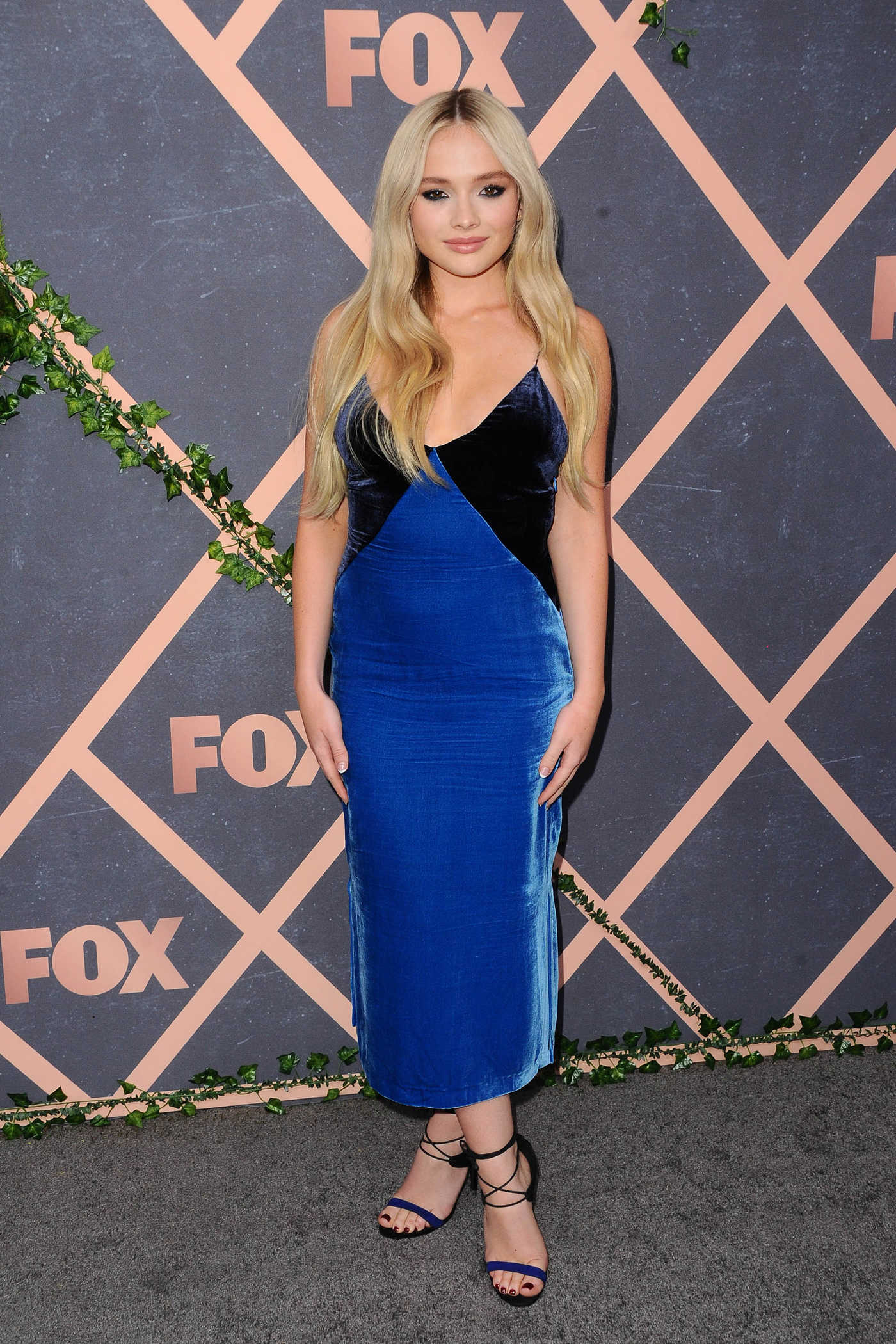 Natalie Alyn Lind Attends the FOX Fall Party in LA 09/25/2017