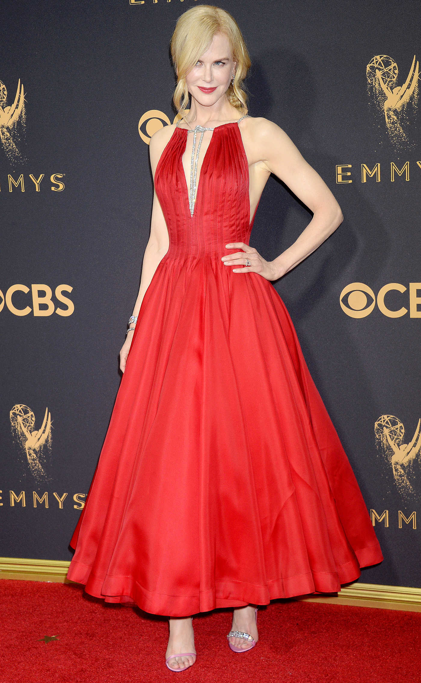 Nicole Kidman at the 69th Annual Primetime Emmy Awards in Los Angeles 09/17/2017