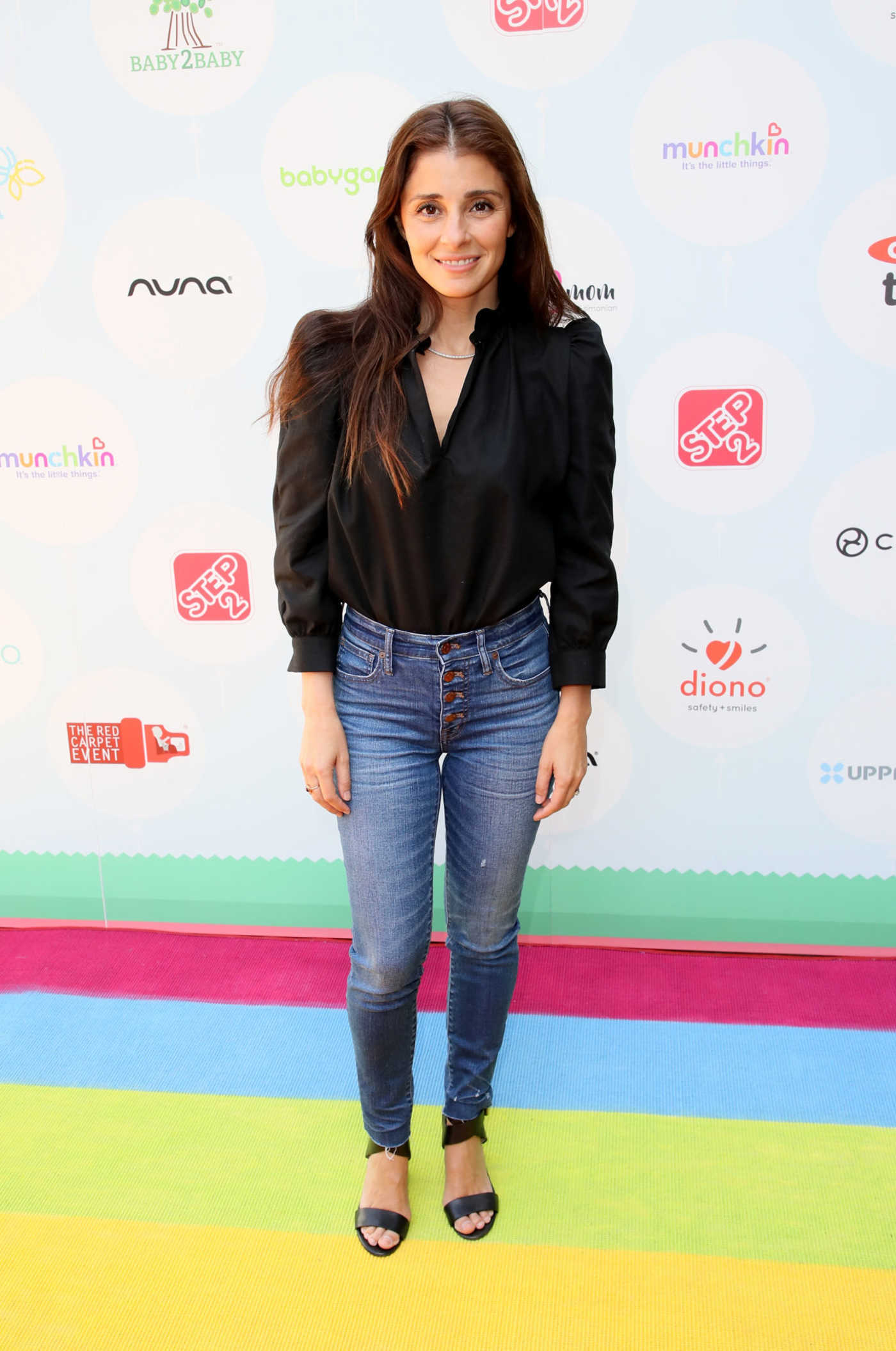 Shiri Appleby at the 6th Annual Celebrity Red CARpet Safety Awareness Event in Culver City 09/23/2017