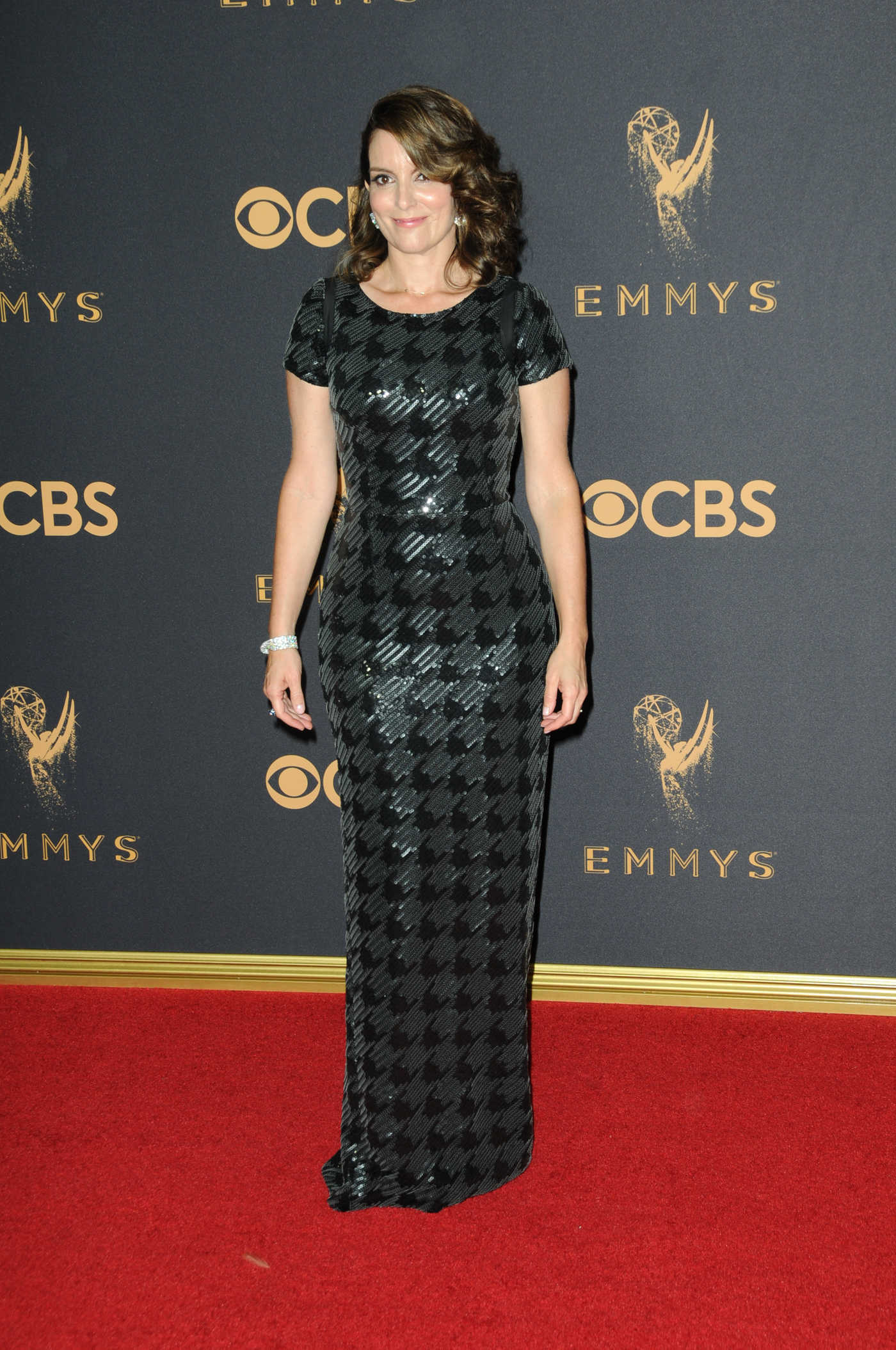 Tina Fey at the 69th Annual Primetime Emmy Awards in Los Angeles 09/17/2017