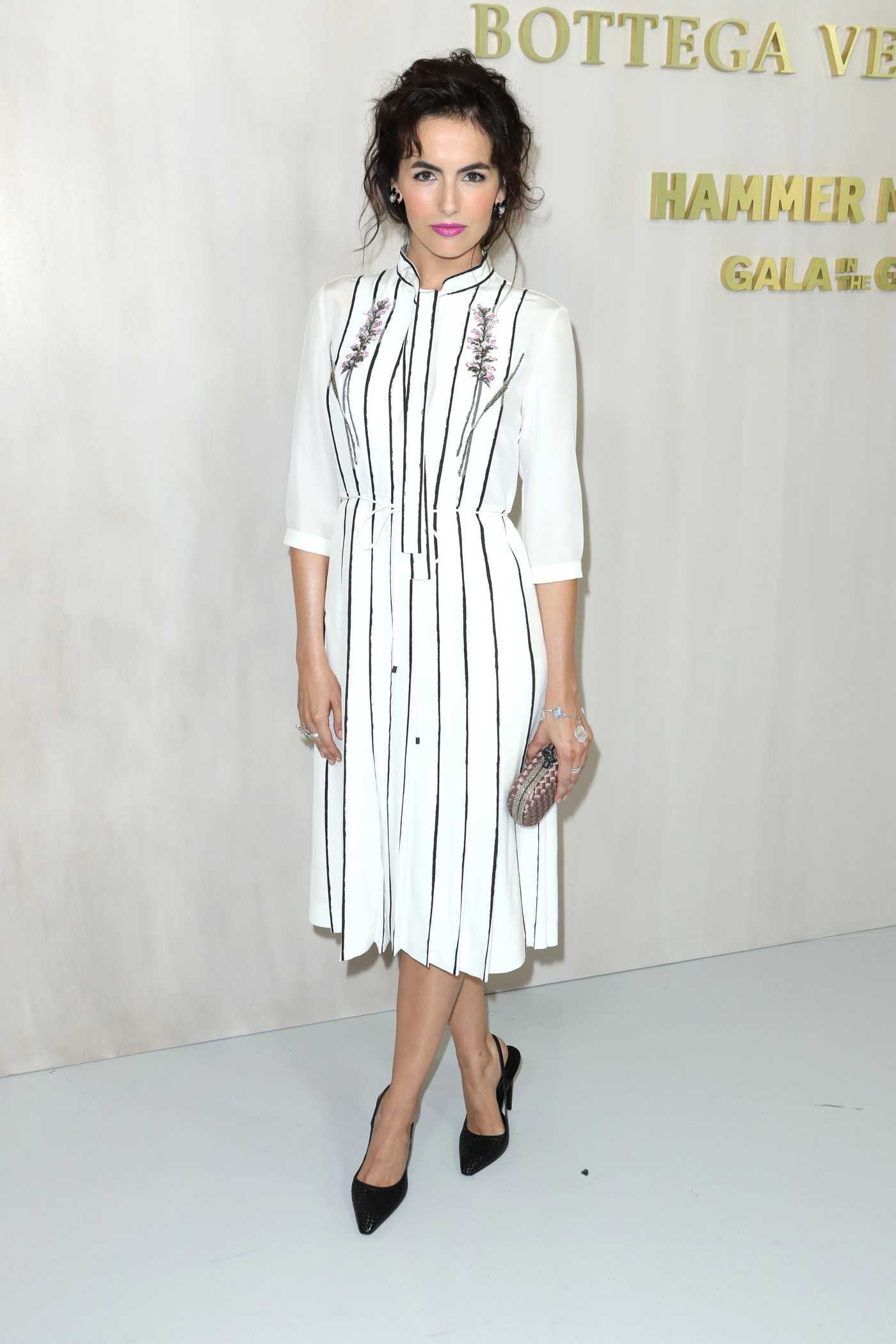 Camilla Belle at the Hammer Museum's 15th Annual Gala in the Garden in Los Angeles 10/14/2017