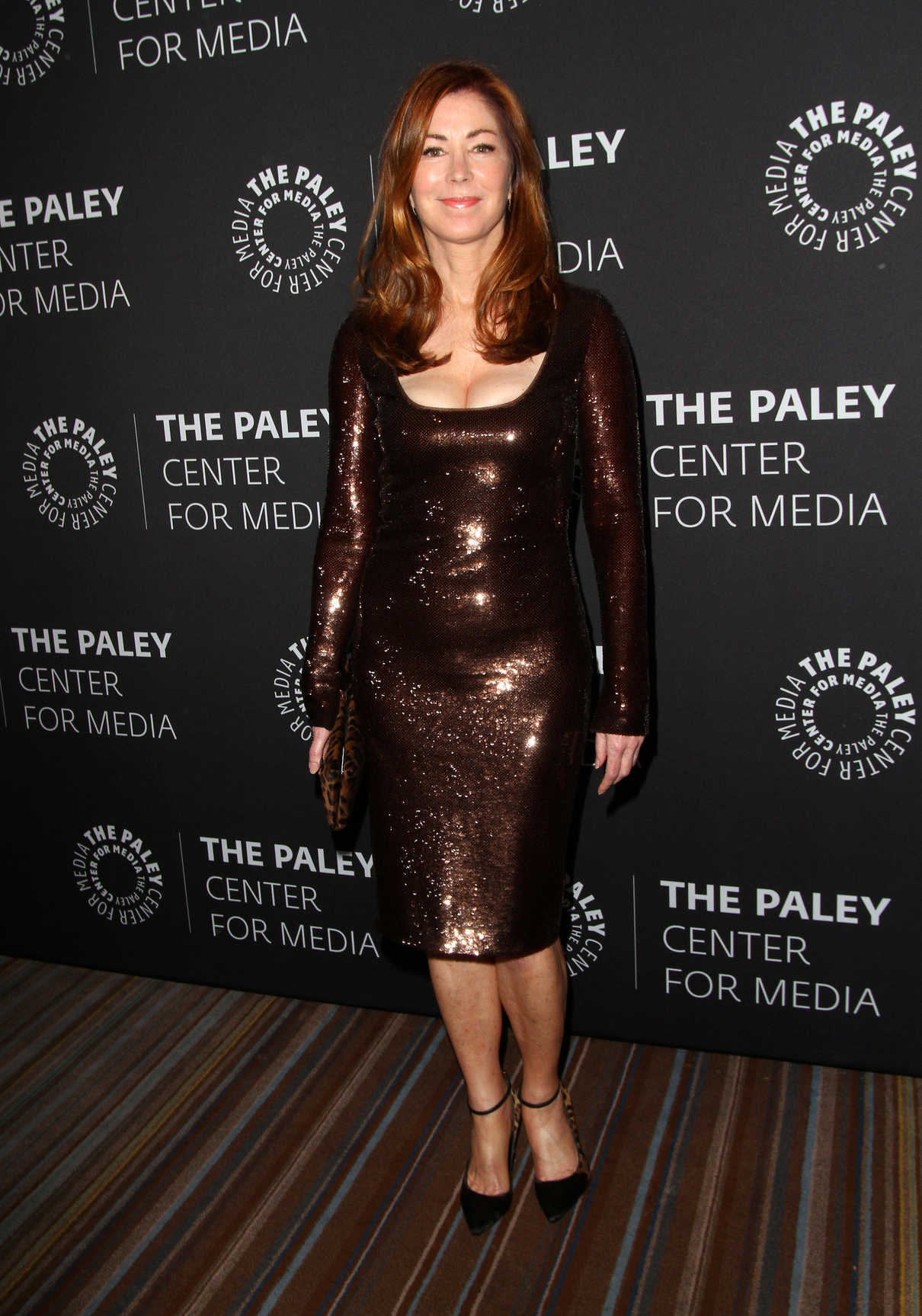 Dana Delany at the Paley Women in TV Gala in Los Angeles 10/12/2017
