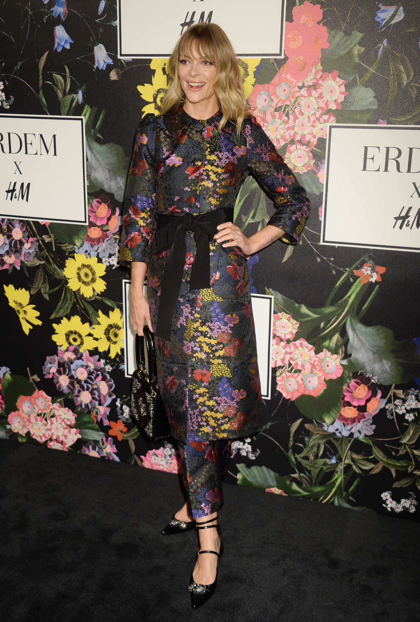 Jaime King at Erdem x H&M Launch Event in Los Angeles 10/18/2017